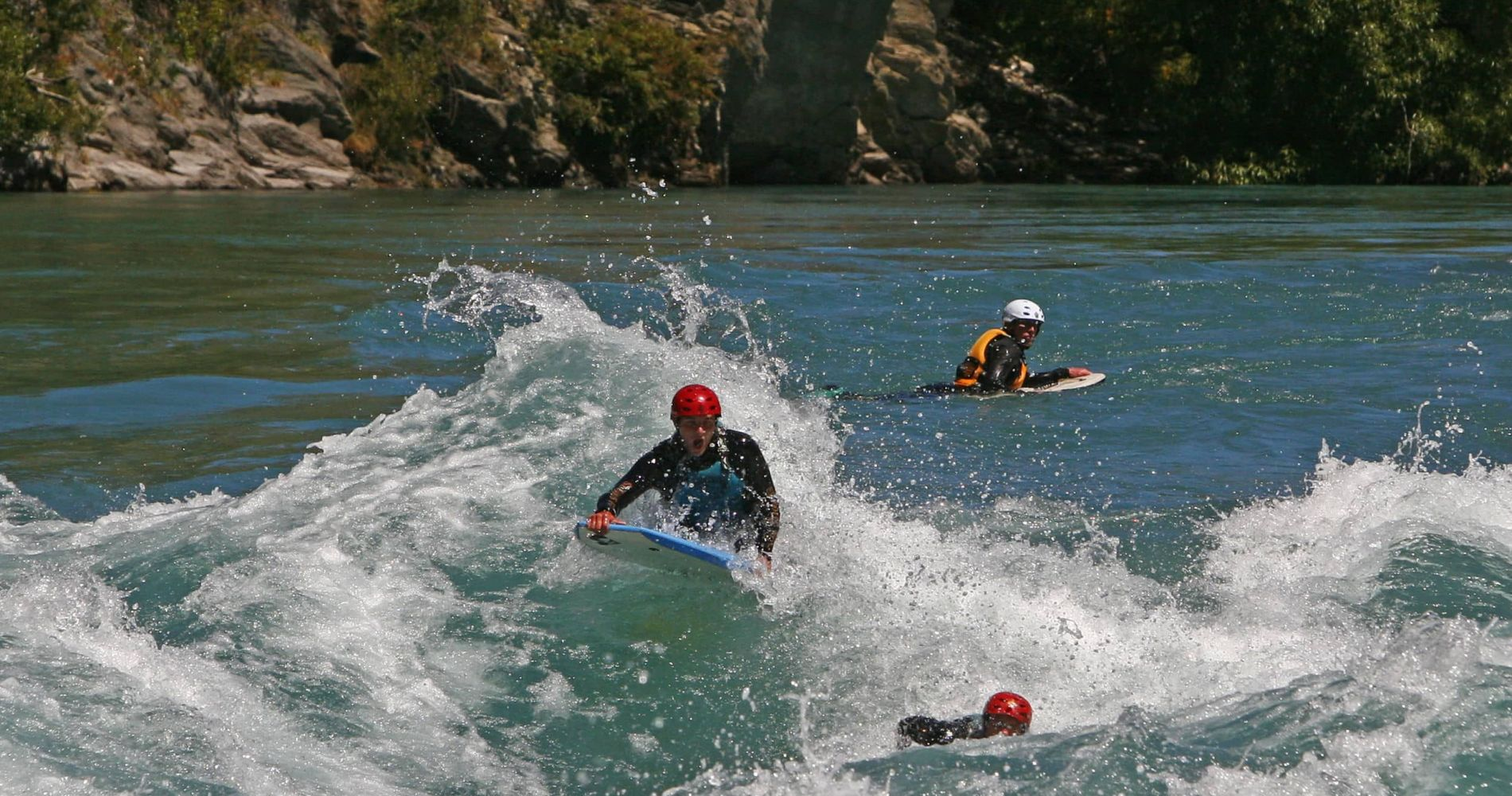 Exhilarating River Boarding in New Zealand for Two