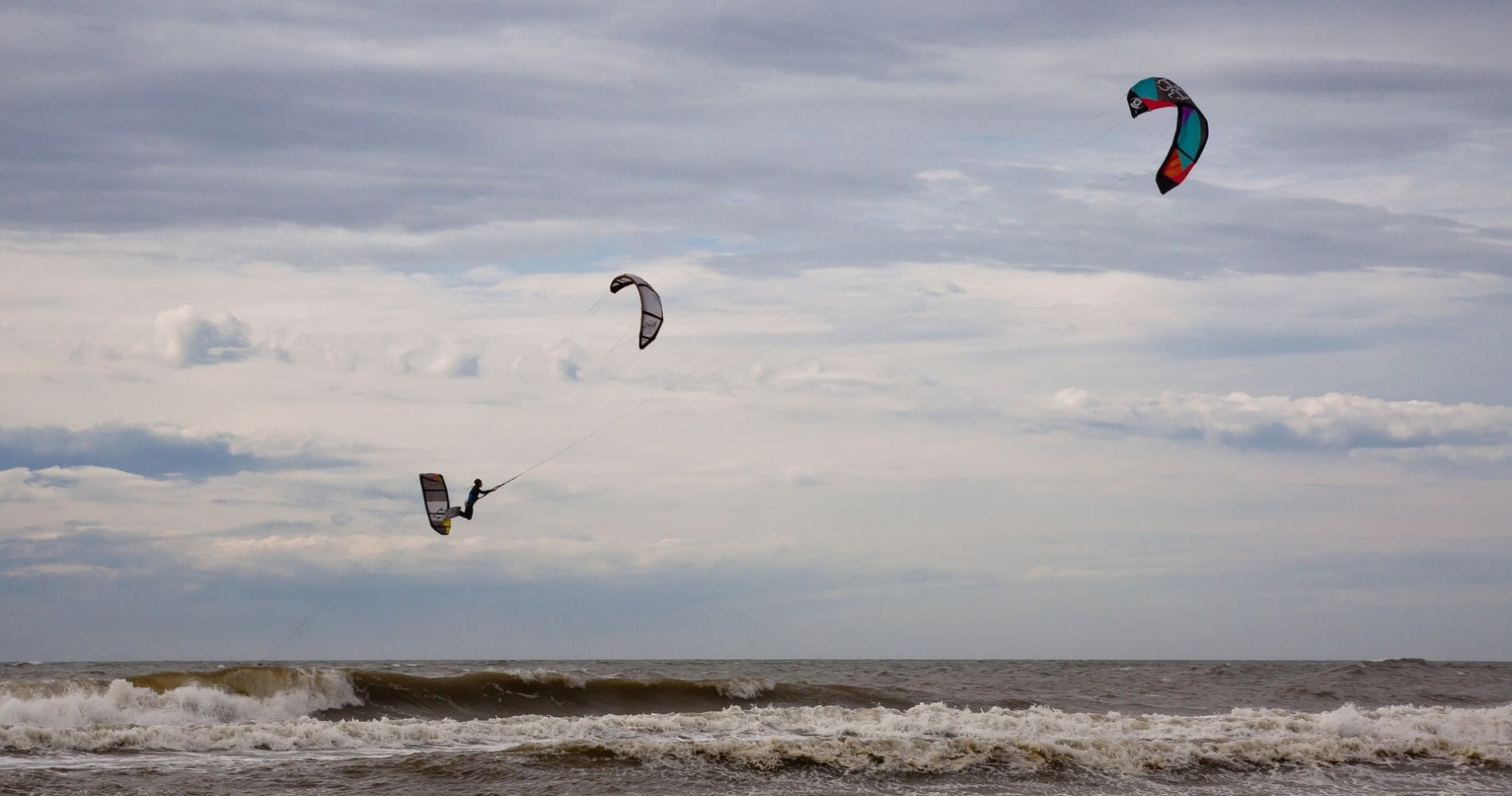Thrilling Kitesurfing Lessons for Two in Portugal