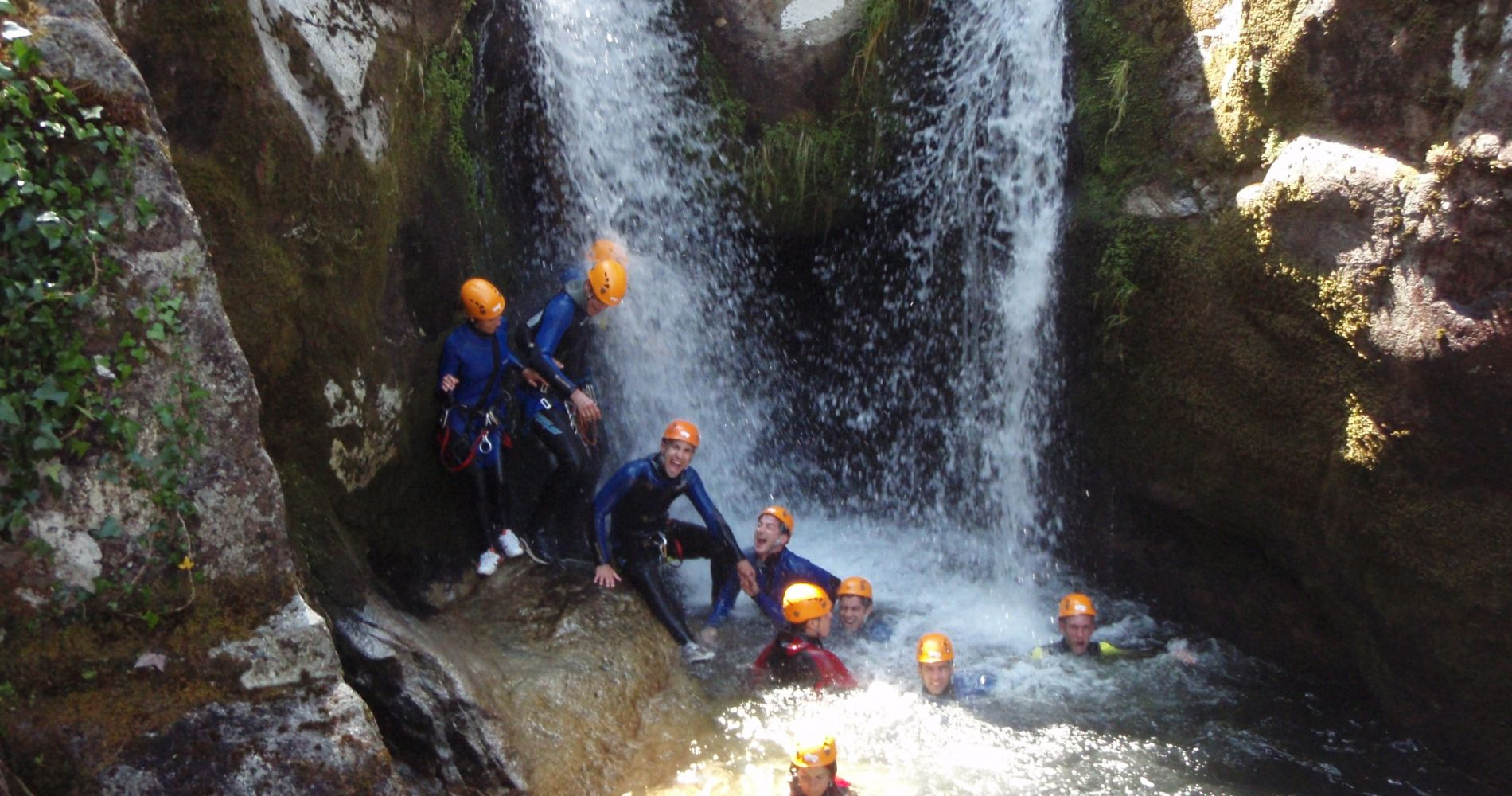 Adventure Canyoning Porto Tinggly Experience Gifts