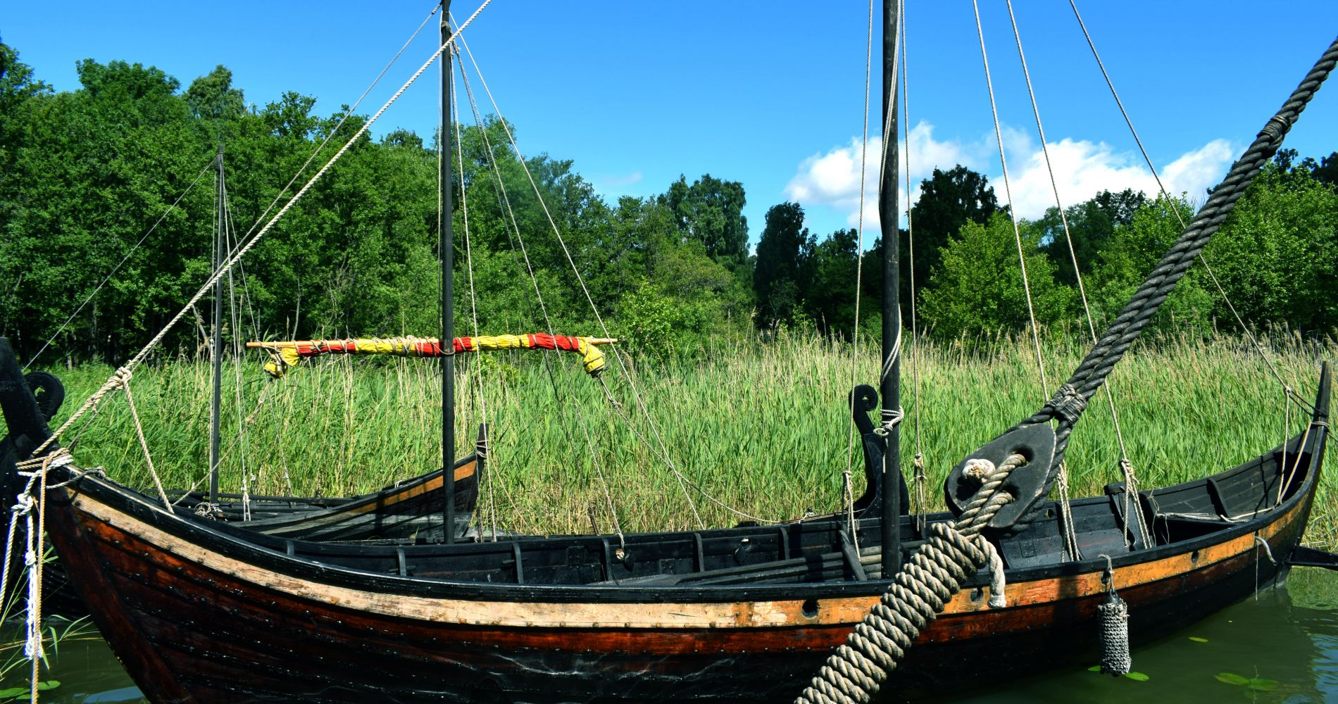 Boat Trip from Stockholm to Viking City for Two