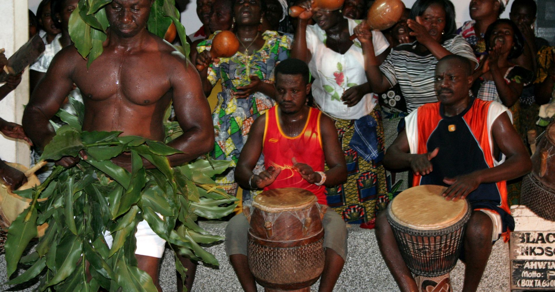 Incredible Voodoo Experience Ghana Tinggly Gifts