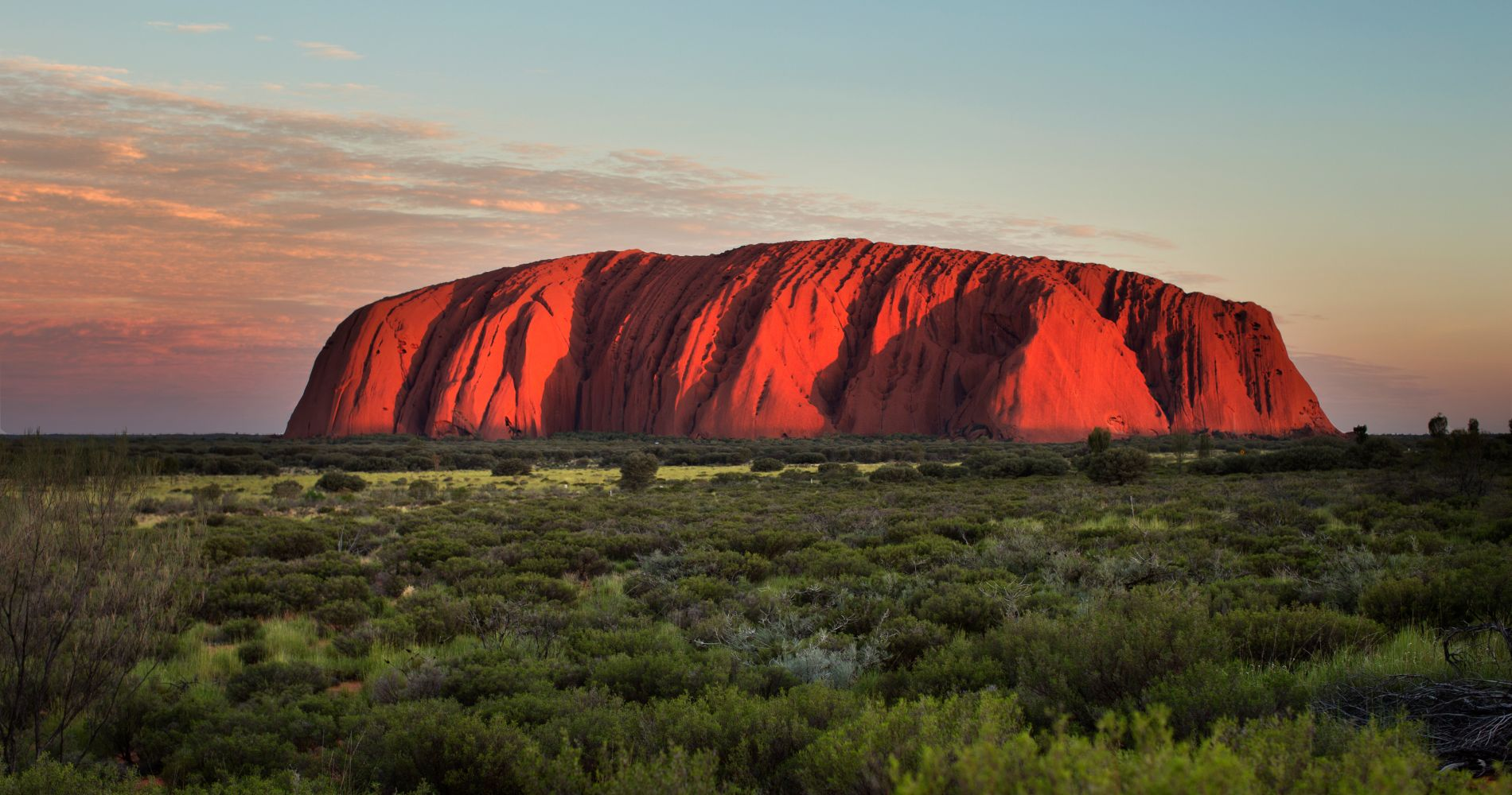 Uluru Sunrise Guided Cultural Walk for Two
