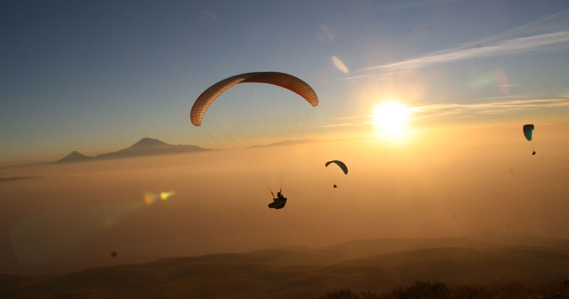 Mind-blowing Paragliding Experience Armenia Tinggly Gifts
