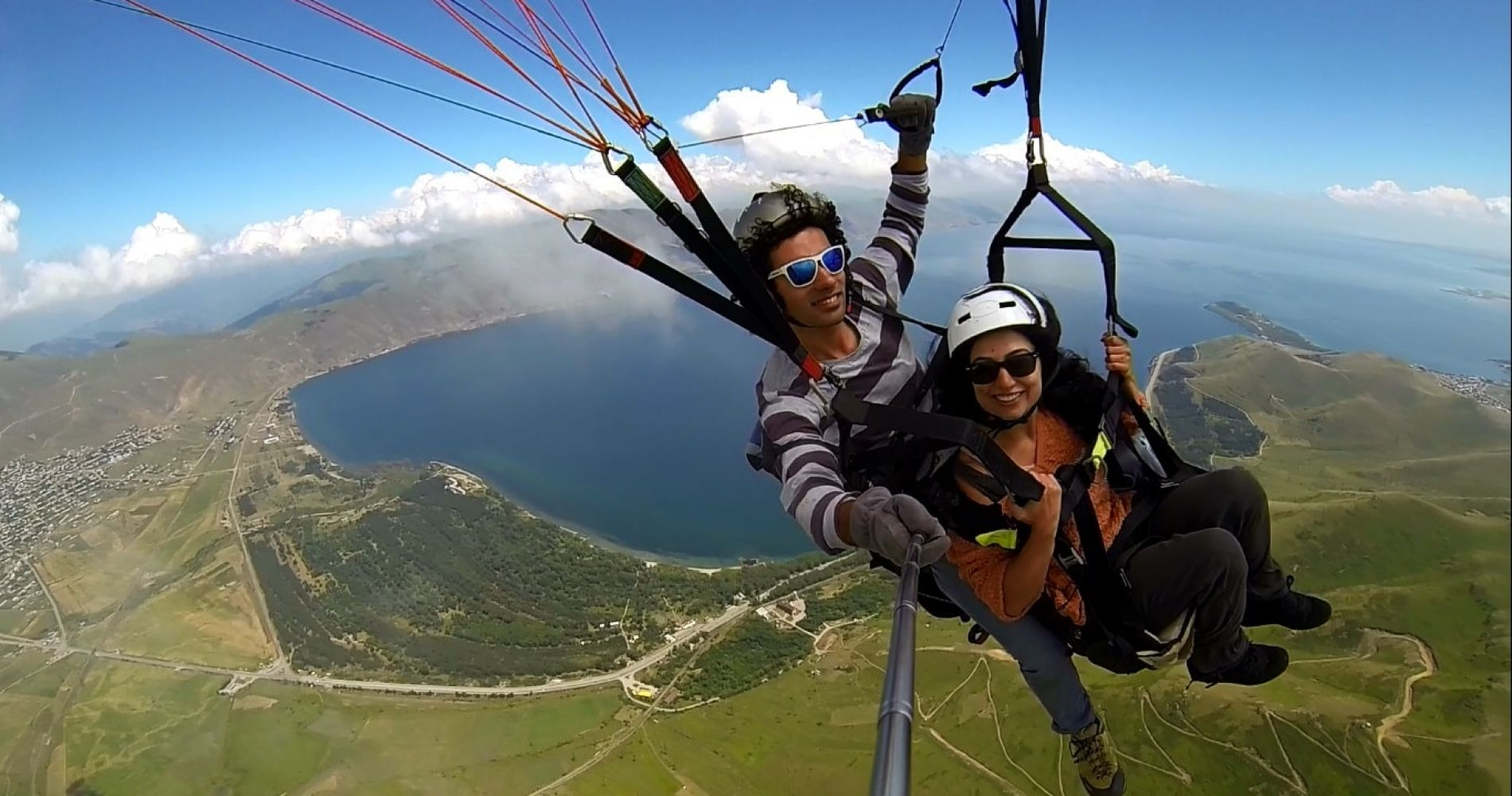 Mind-blowing Paragliding Experience in Armenia