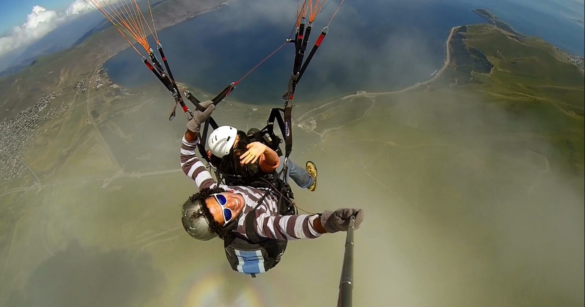 Mind-blowing Paragliding Experience in Armenia for Two