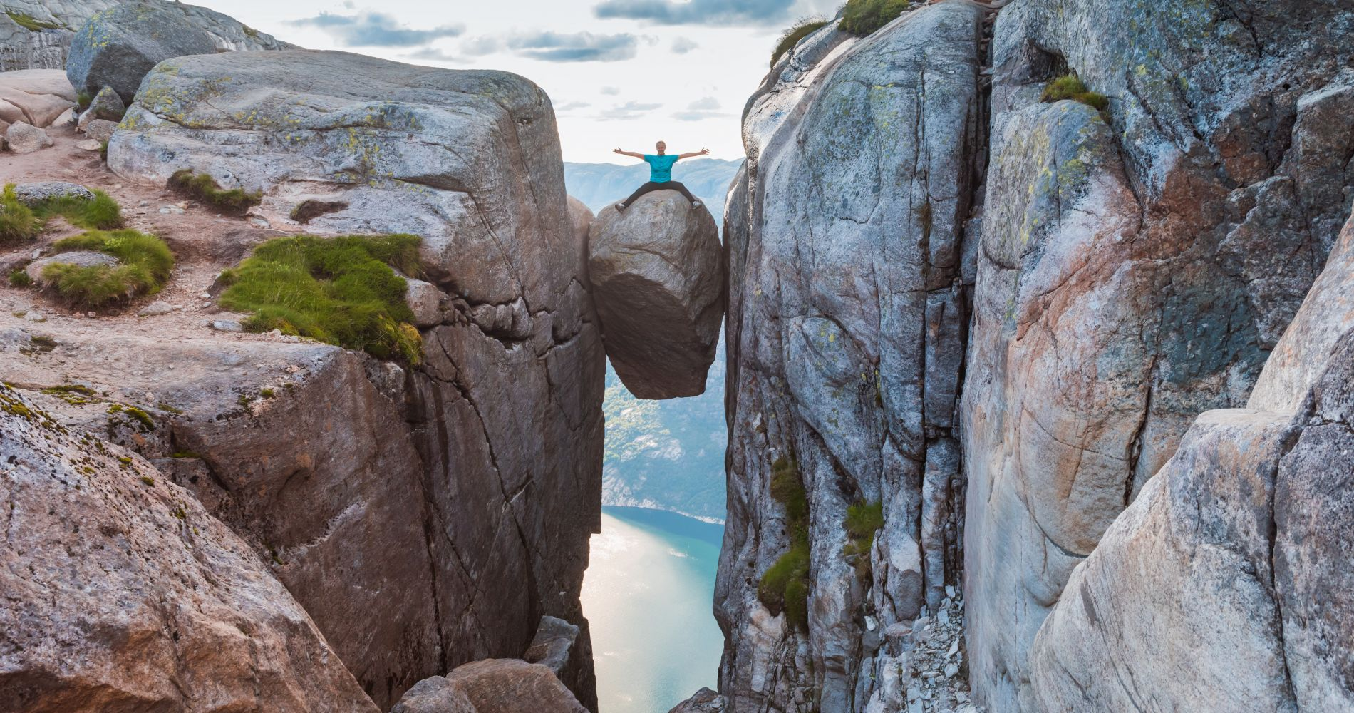 A Day Hike to the Famous Kjerag in Norway
