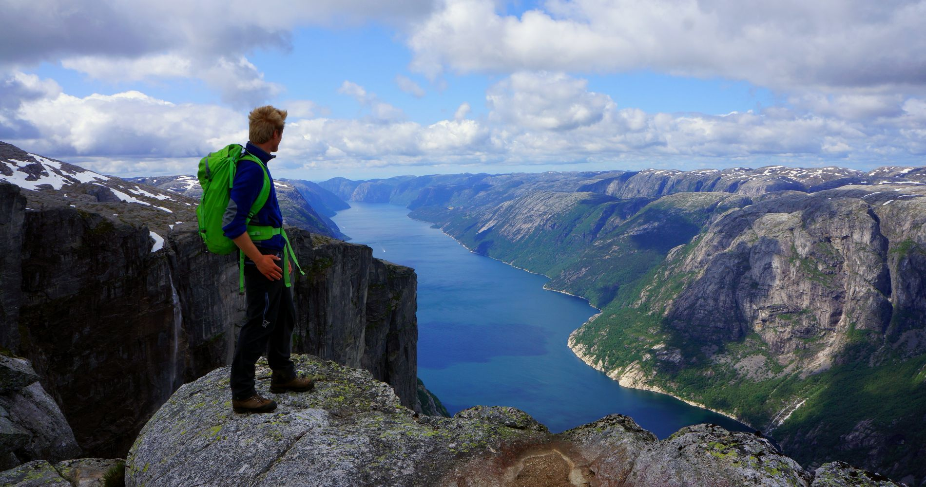 A Day Hike Famous Kjerag Norway Tinggly Experience Gift