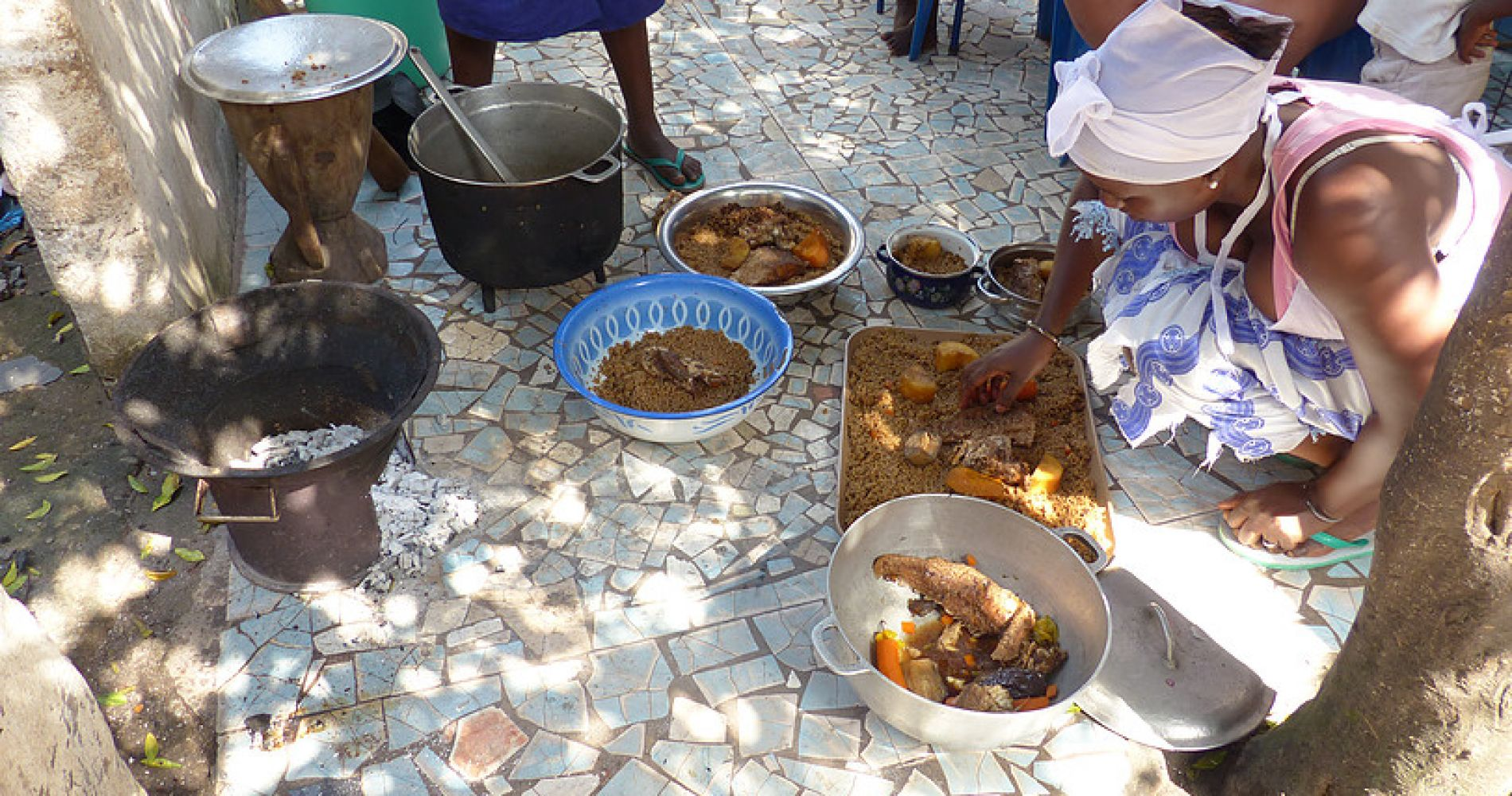 Gambian Home Cooking Tinggly Experience Gift