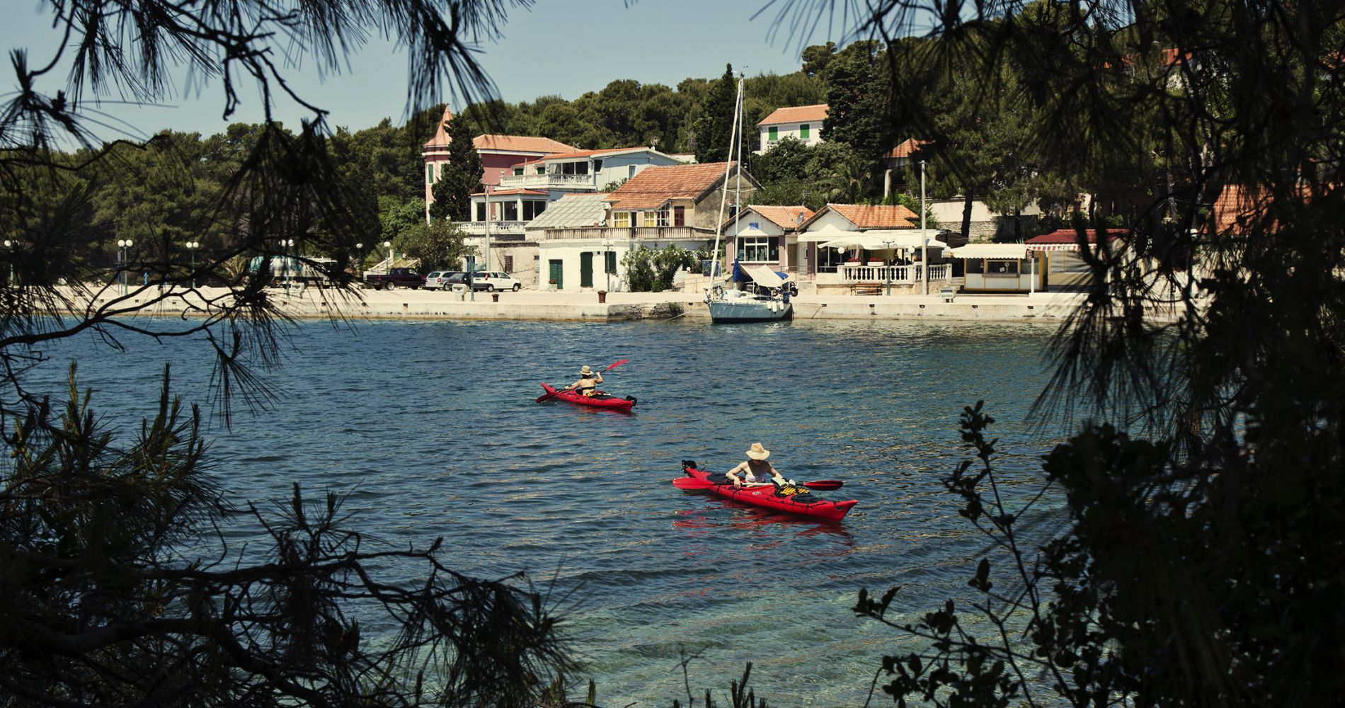 Thrilling Adriatic Island Tinggly Experience Gift