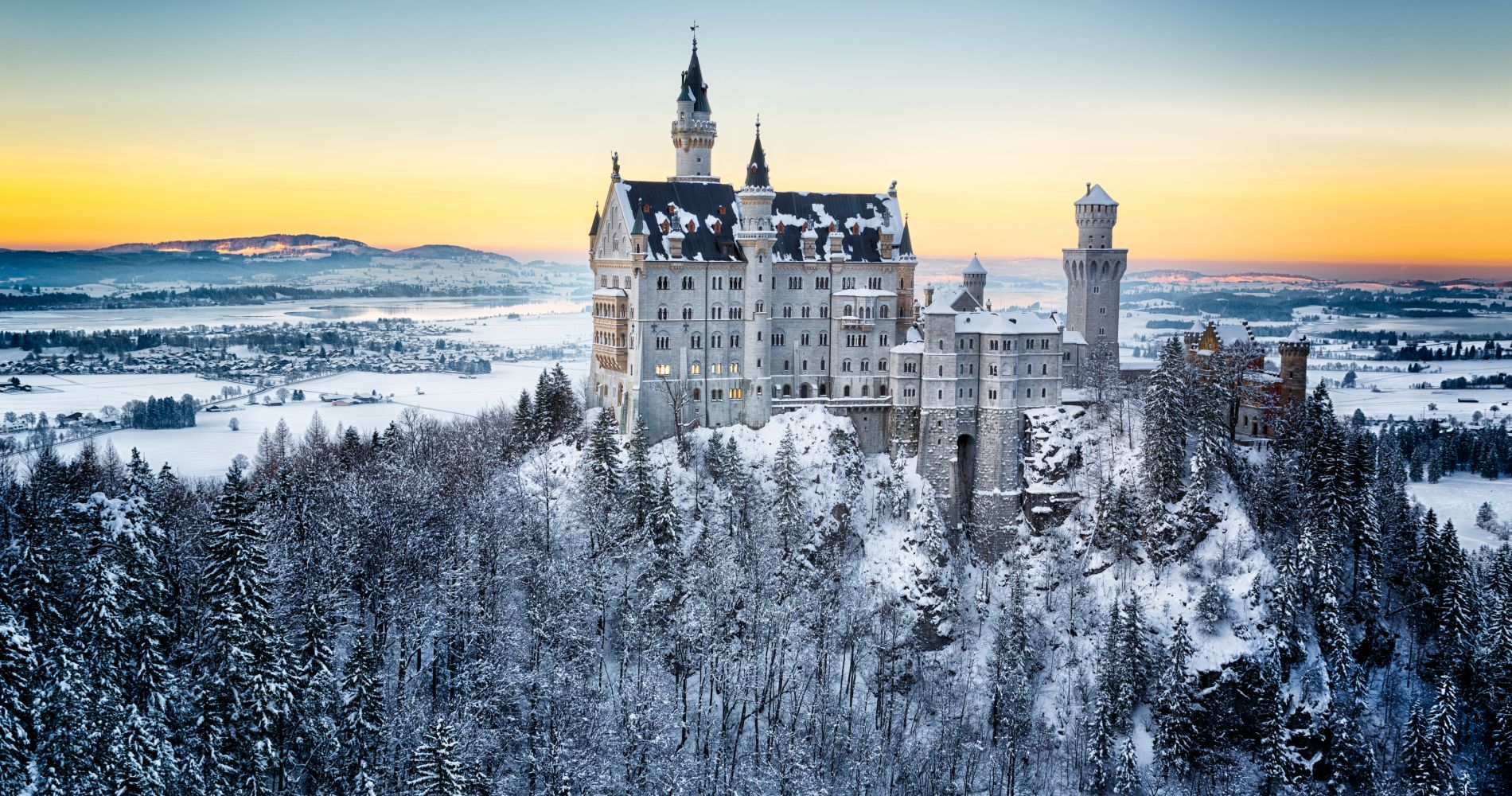 Neuschwanstein Castle Tinggly Experience Gift