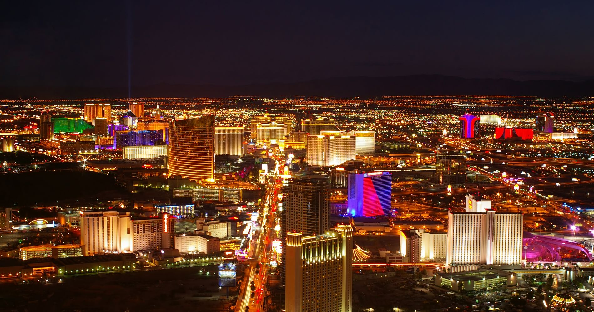 Stratosphere ride Tinggly Experience Gift Las Vegas USA