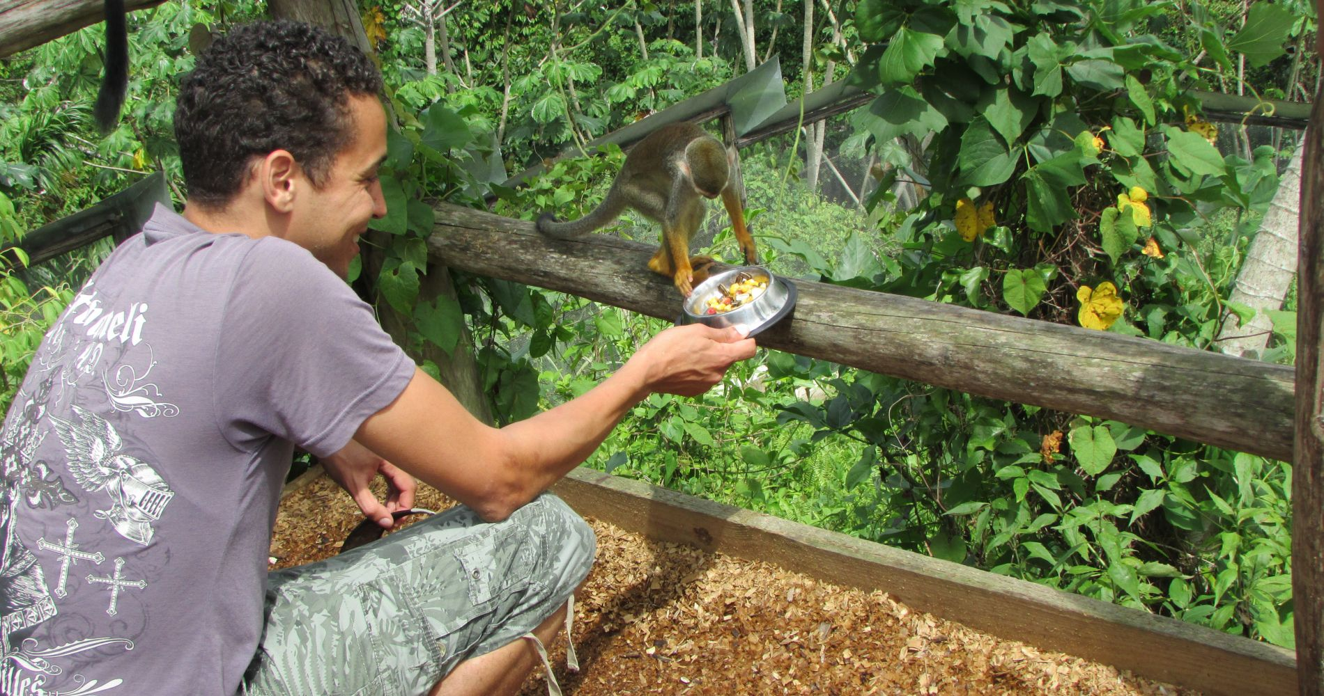 Monkey Island Experience Dominican Republic Tinggly Gifts