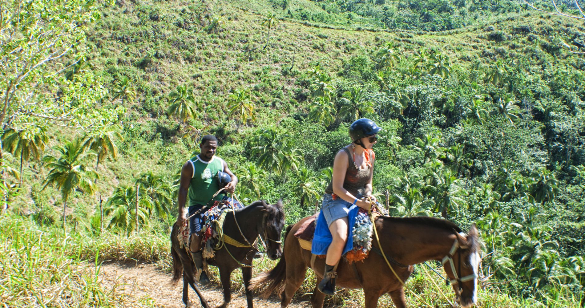 Samaná Adventure with El Limon Waterfall Dominican Republic Tinggly Experience Gift