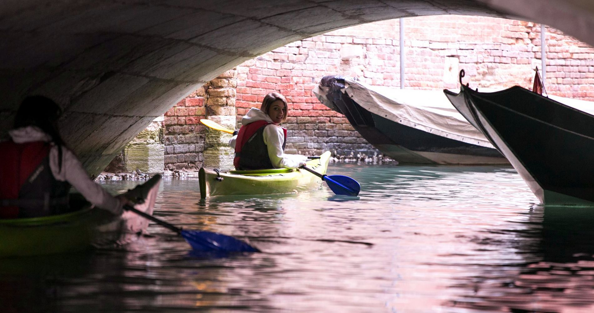 Guided Kayak Experience Venice Tinggly Gifts