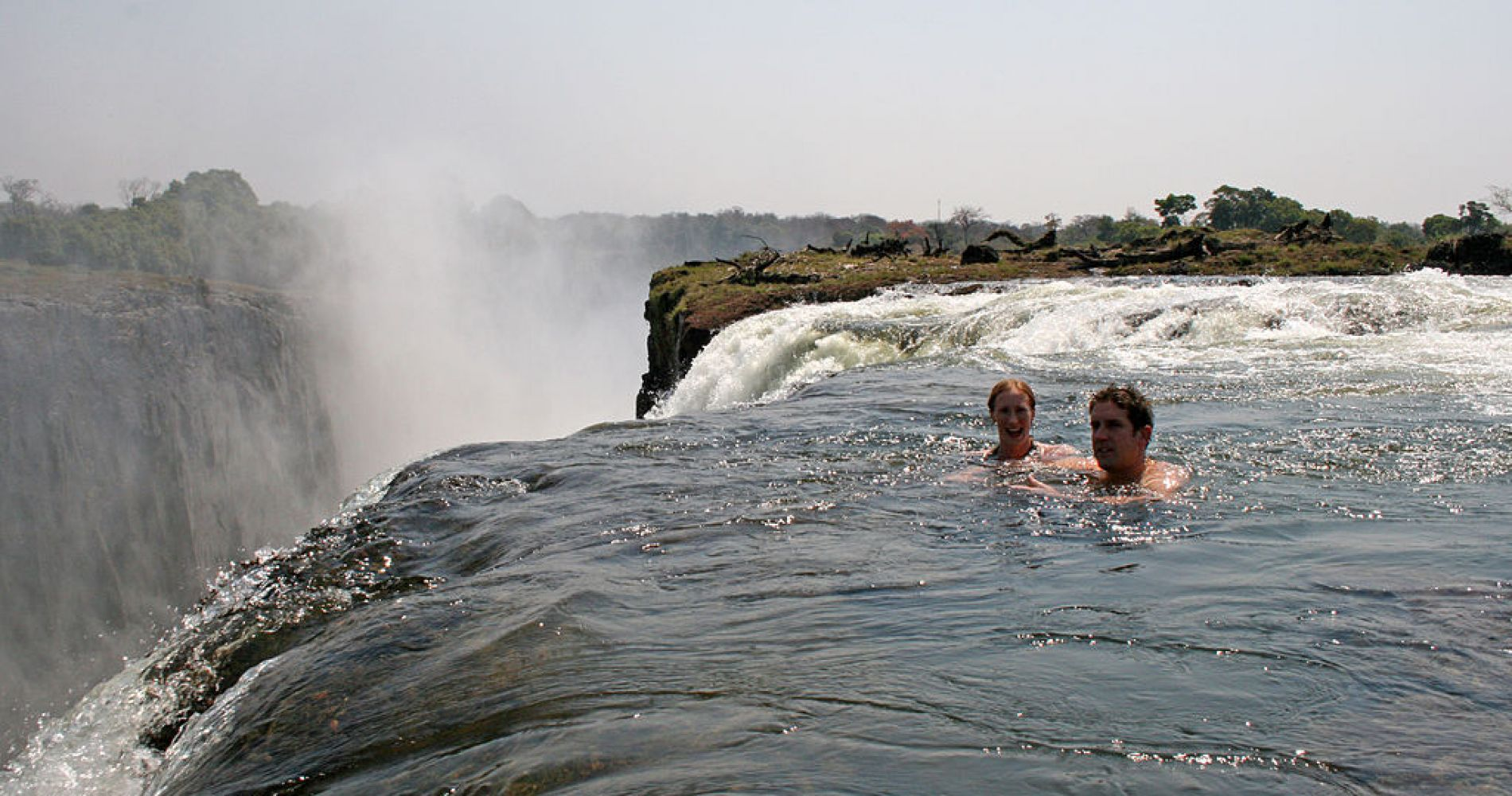 Livingstone Island Experience Victoria Falls Tinggly Gifts