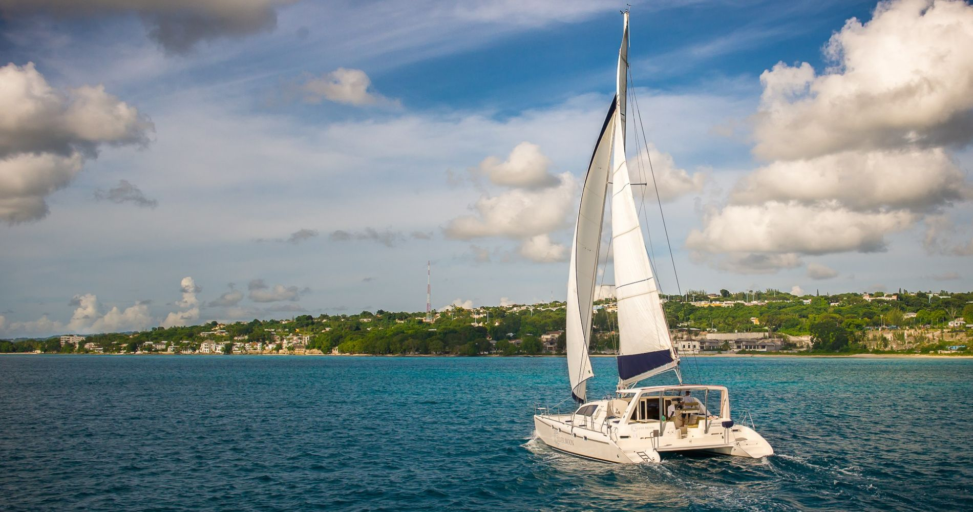 Luxurious Sailing Cruise Barbados Tinggly Experience Gift