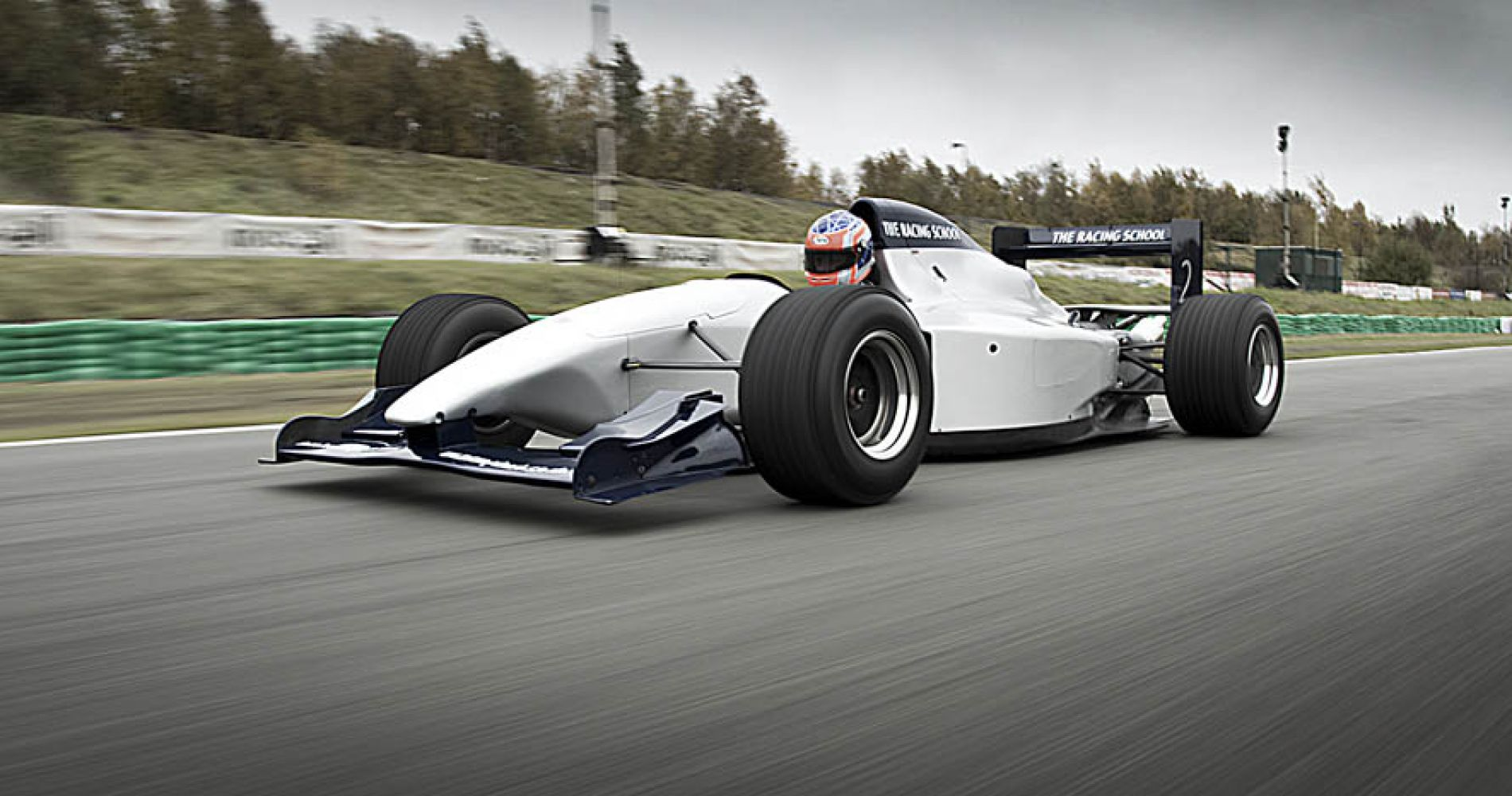 Formula 1 Driving Tinggly Experience Gift