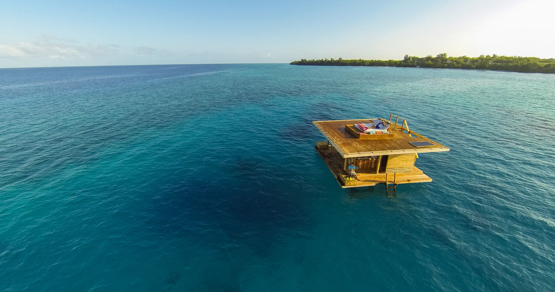 Manta Resort Experience with night Underwater Room  Tinggly Gifts