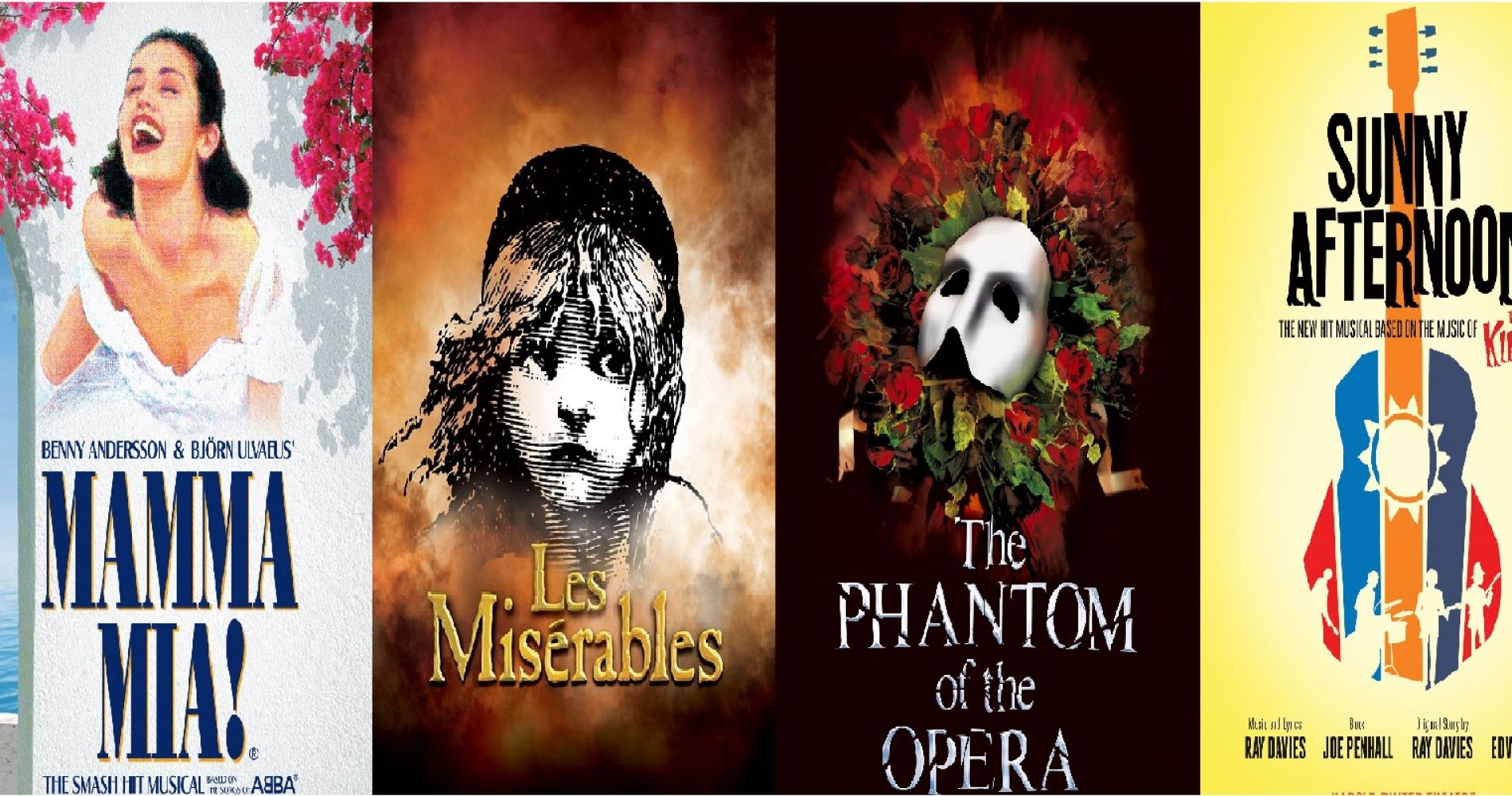 Theatre and Dinner Package London Tinggly Experience Gift