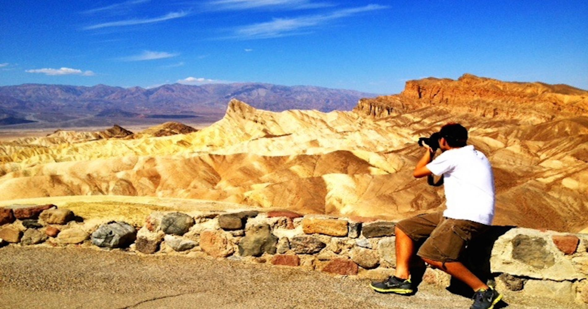 Death Valley Experience Nevada Tinggly Experience Gift