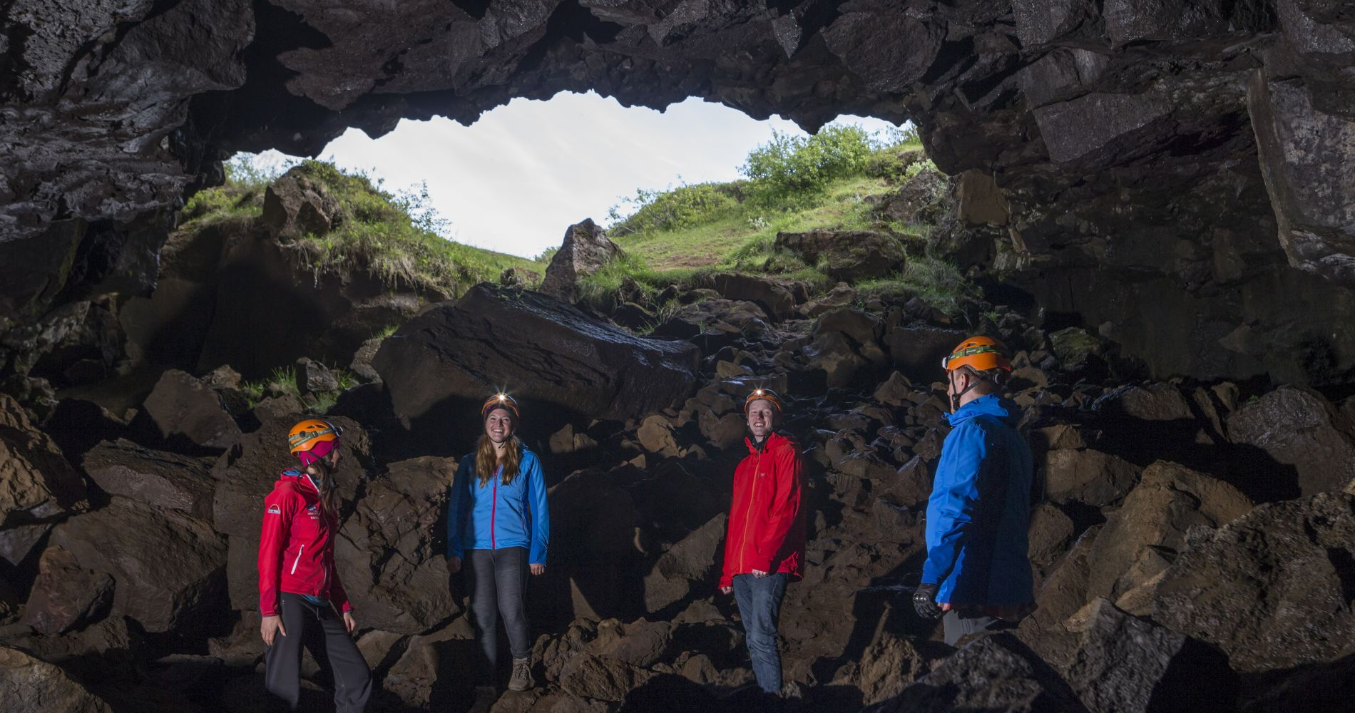 Lava Caving Iceland Tinggly Experience Gift
