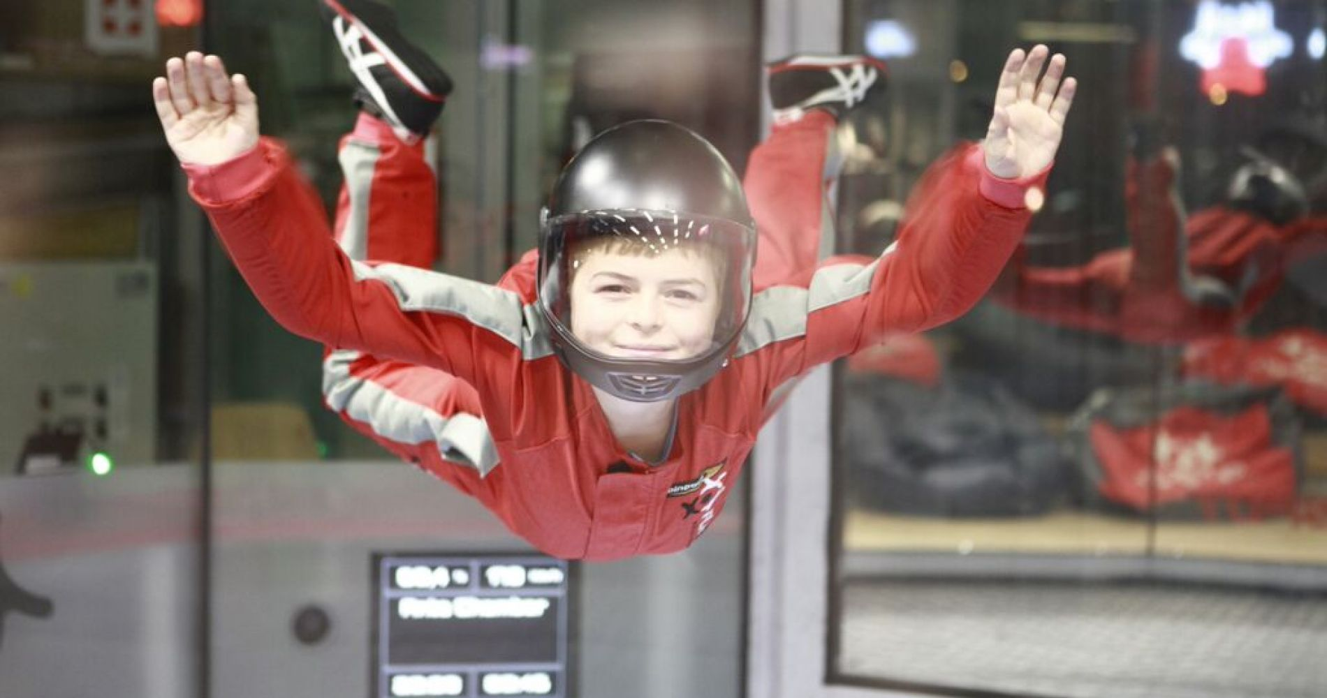 Indoor Skydiving Singapore Tinggly Experience Gift