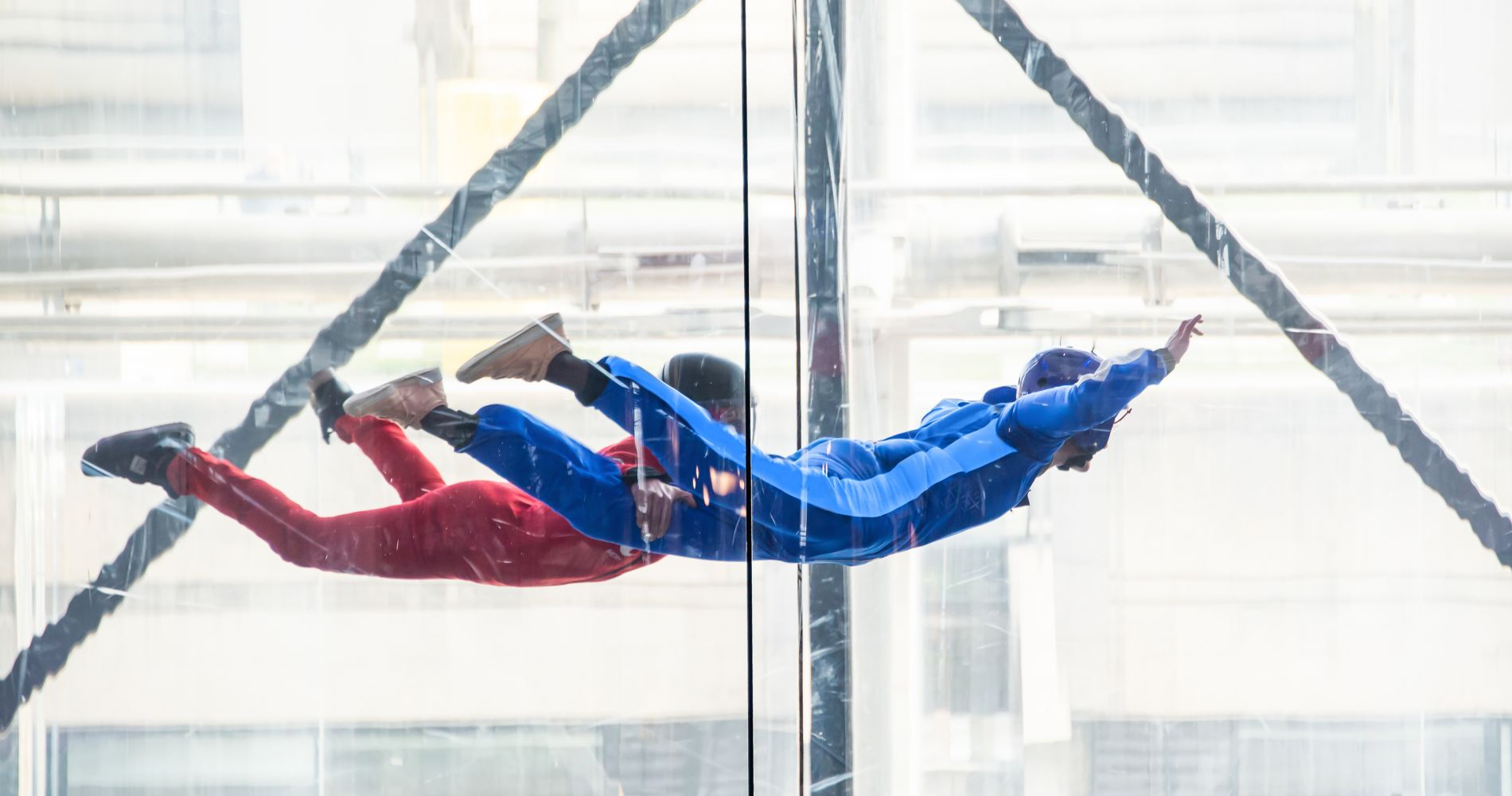 Indoor Skydiving in Singapore