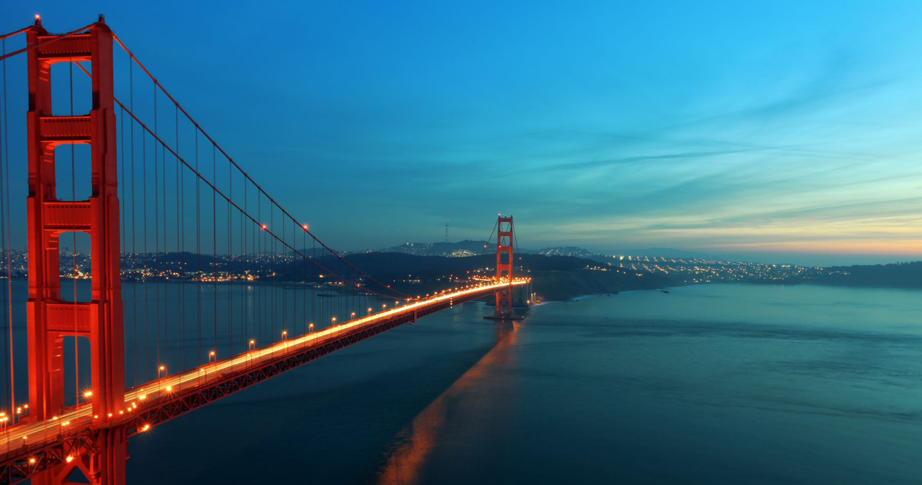 Discover San Francisco in One Day Tinggly Experience Gift