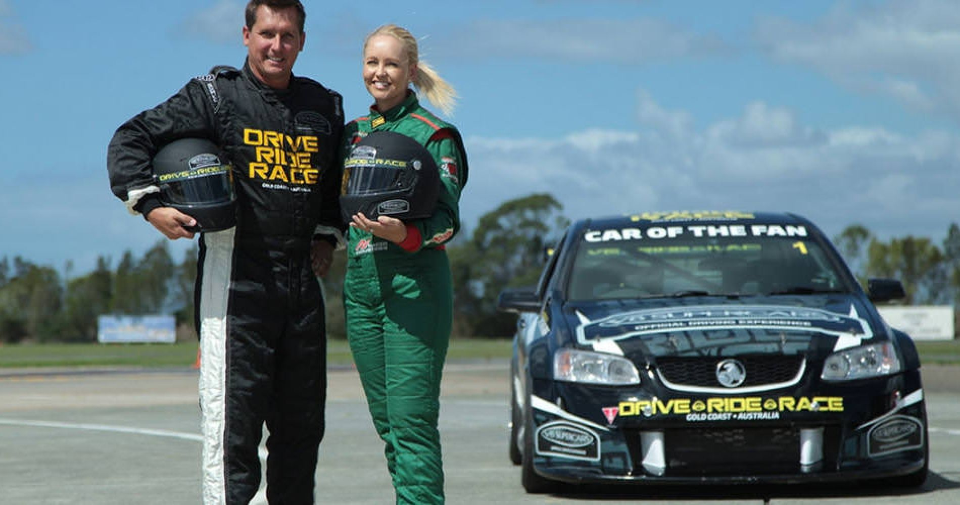 V8 Supercar Drive Australia Experience Gifts
