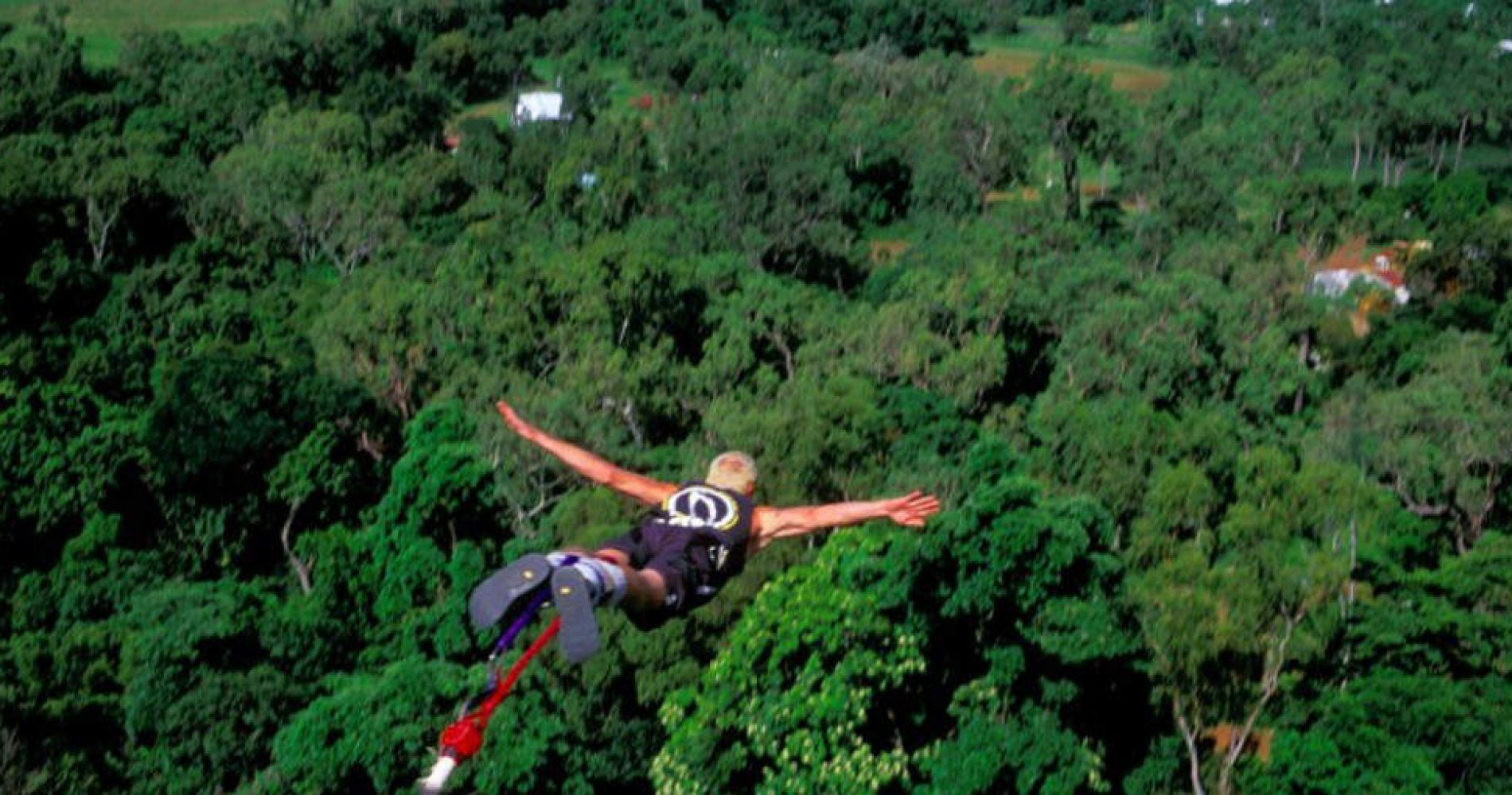Bungee jumping experience gifts