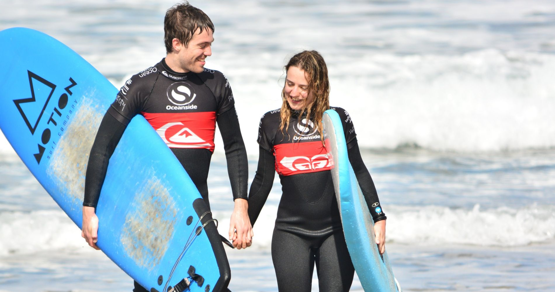 Exciting Surfing Lesson for Couples in Gran Canaria Tinggly Experience Gift