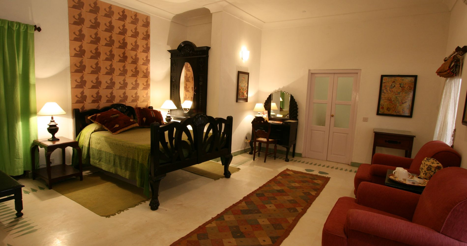 One Night Stay in 15th Century Heritage Hotel India Tinggly Experience Gift