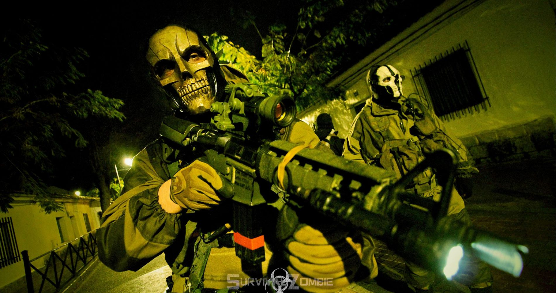 Zombie Survival Tinggly Experience Gifts