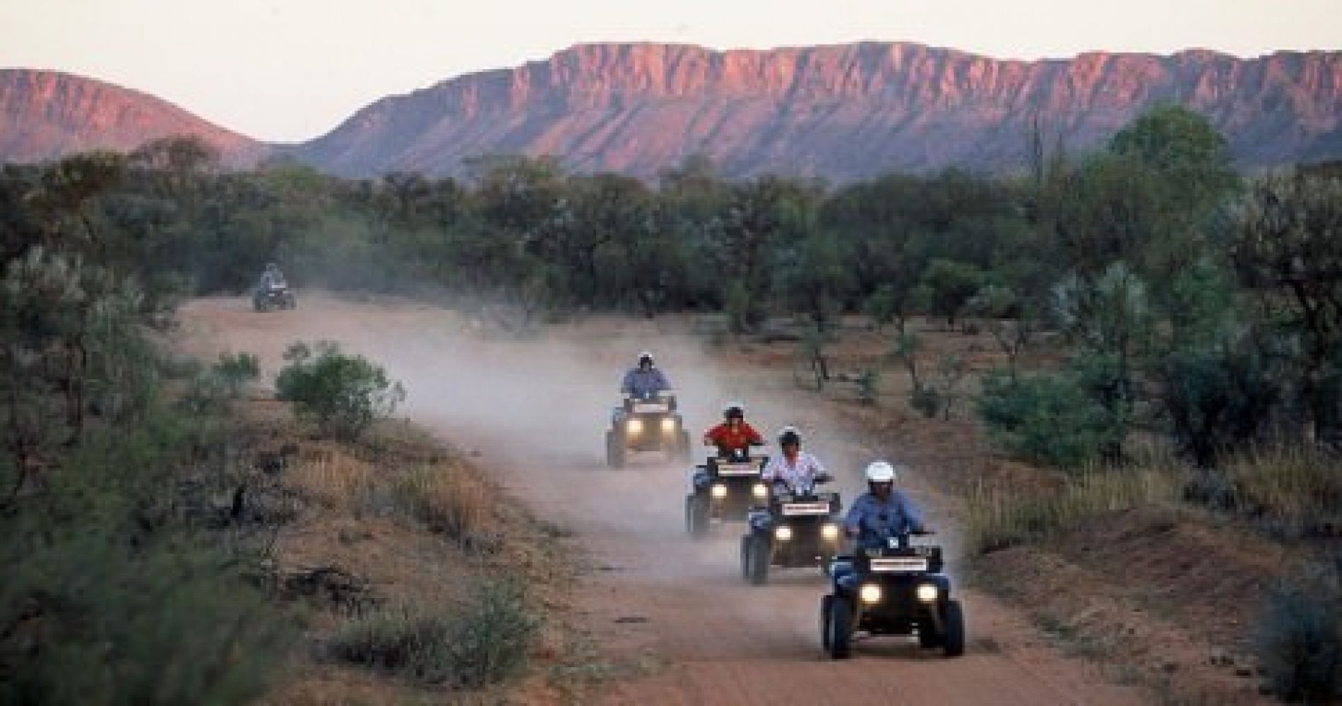 Outback Quad Biking Australia Experience Gifts