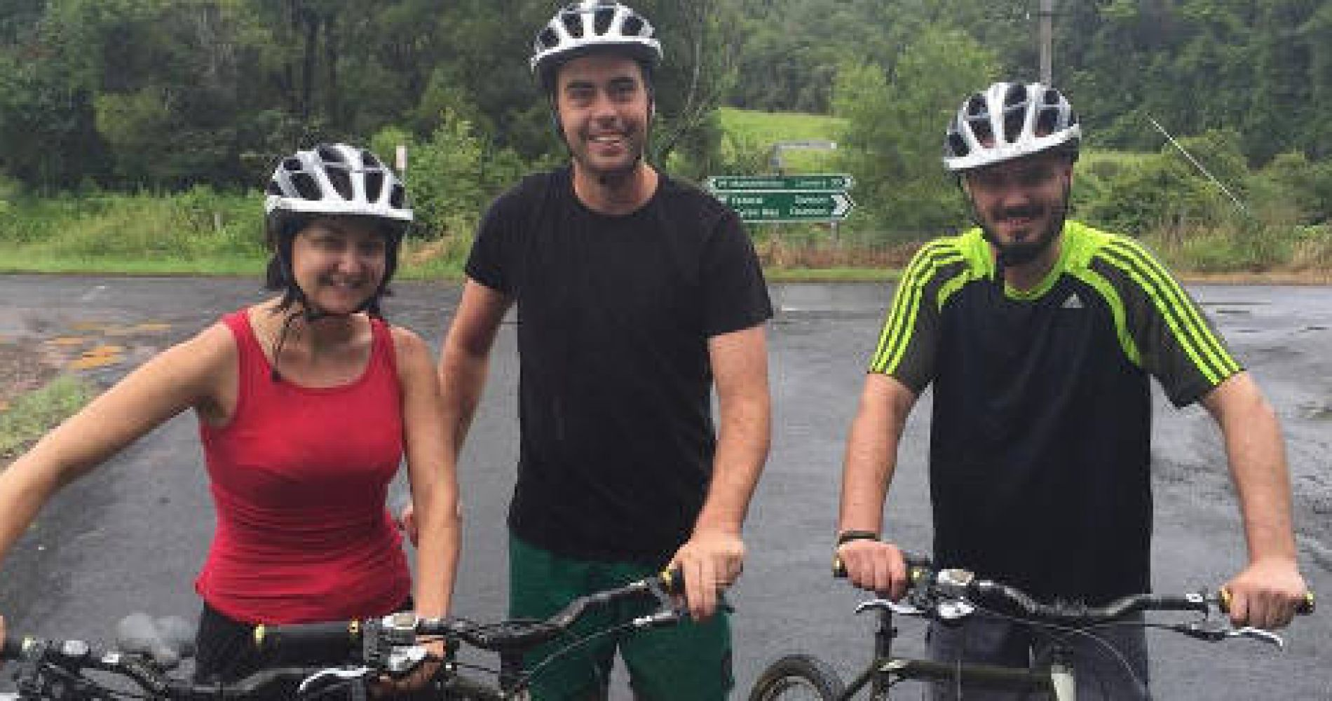 Byron Bay Mountain Biking Adventure Experience