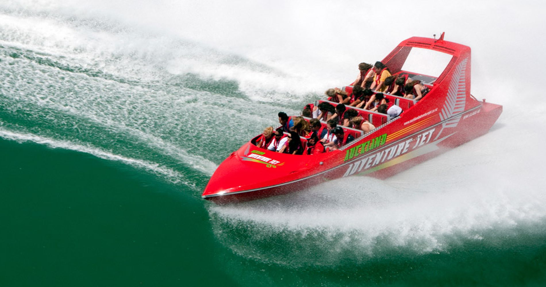Jet Boat Adventure New Zealand Experience