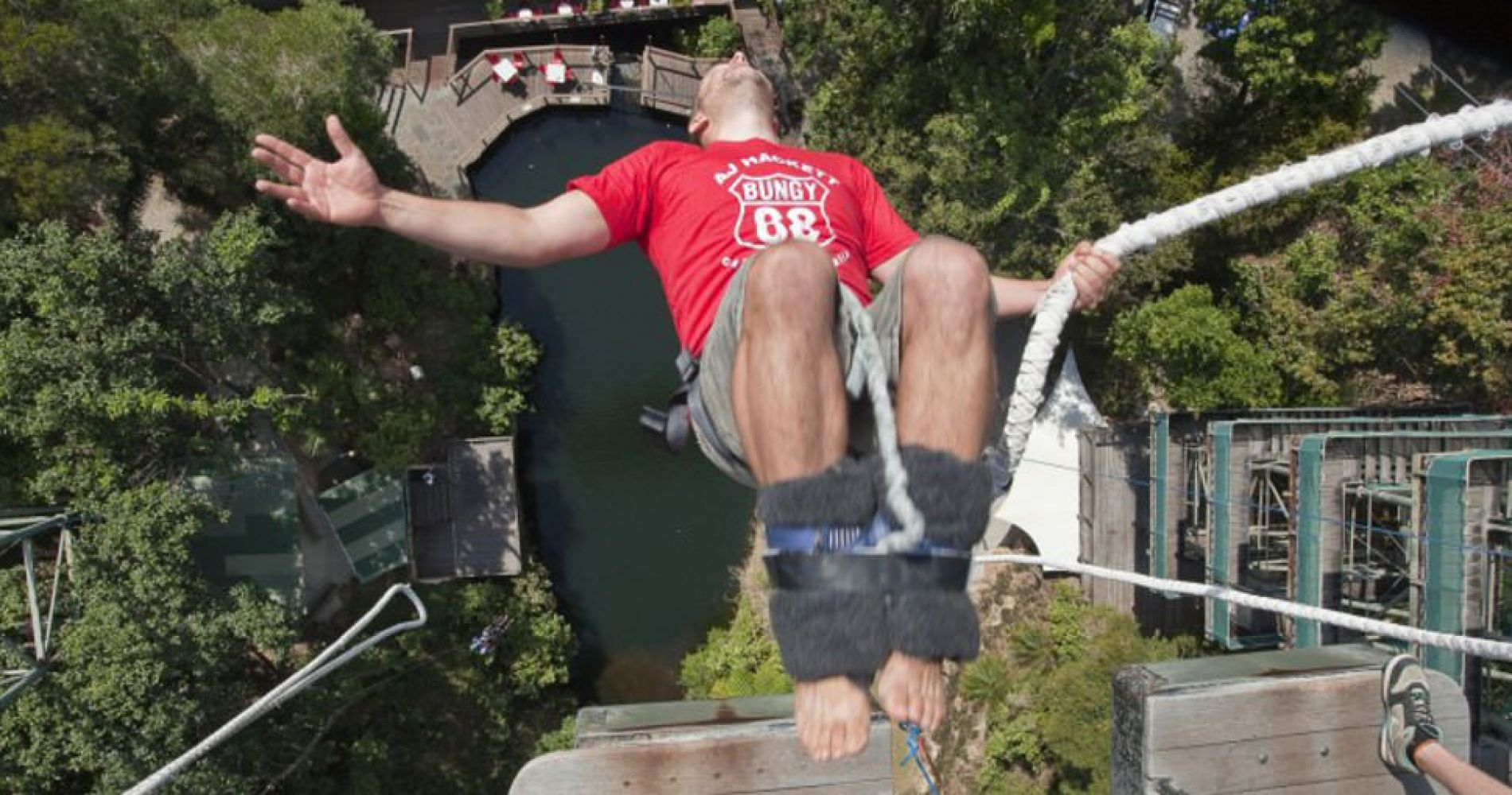 Bungee Jumping Cairns Experience Gifts