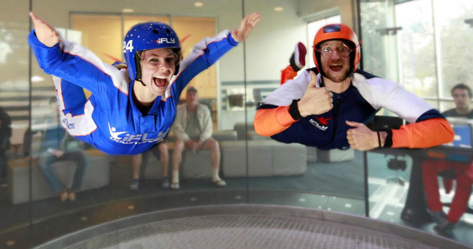 Indoor Skydiving Experience Gift