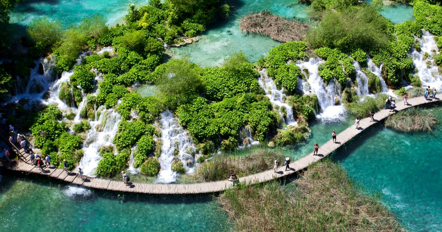 Plitvice National Park Croatia Tinggly Experience Gift