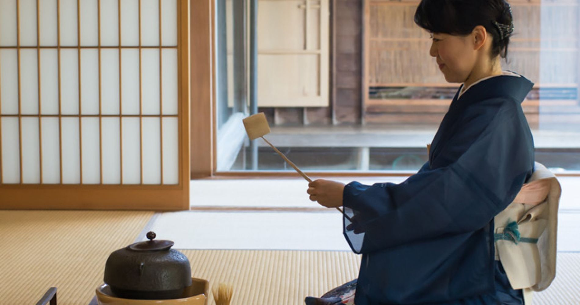Tea Ceremony in Kimono Experience in Tokyo for Two