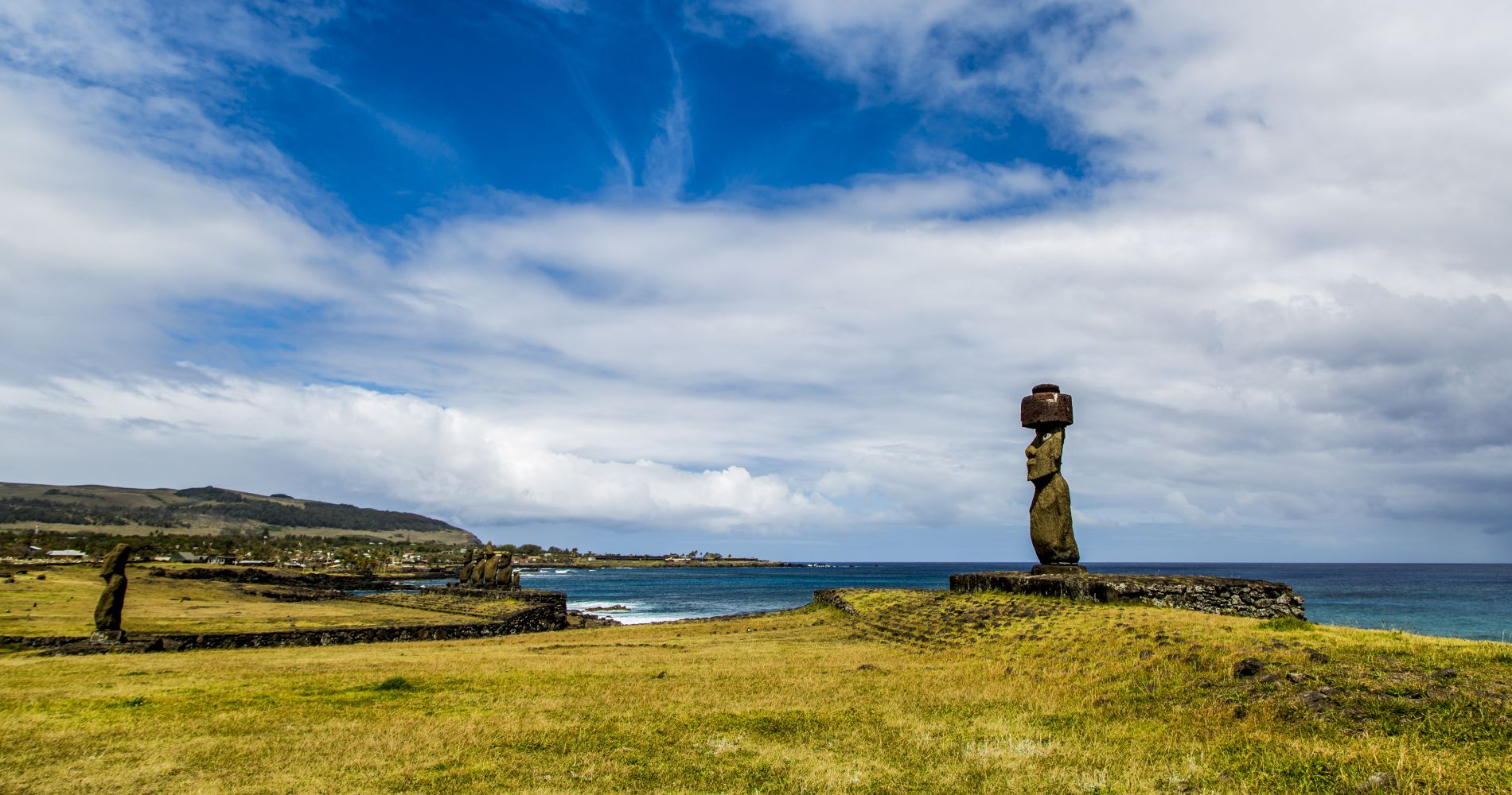 Archeological Experience on Easter Island