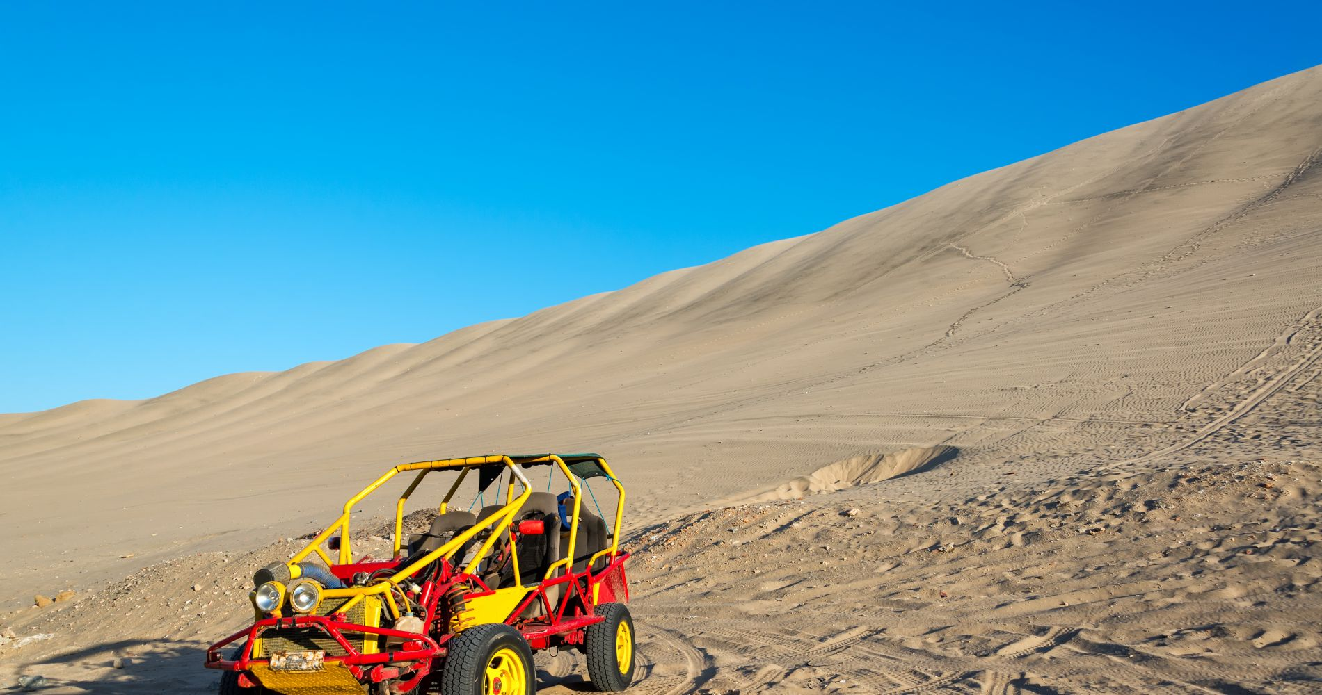 Sanboarding in Huacachina for Two in Peru