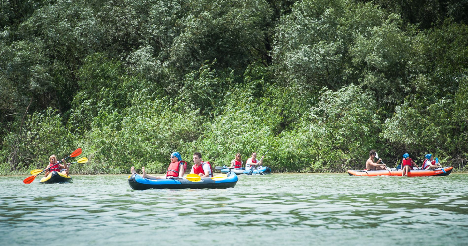 Belgrade Kayaking Adventure for Two in Serbia