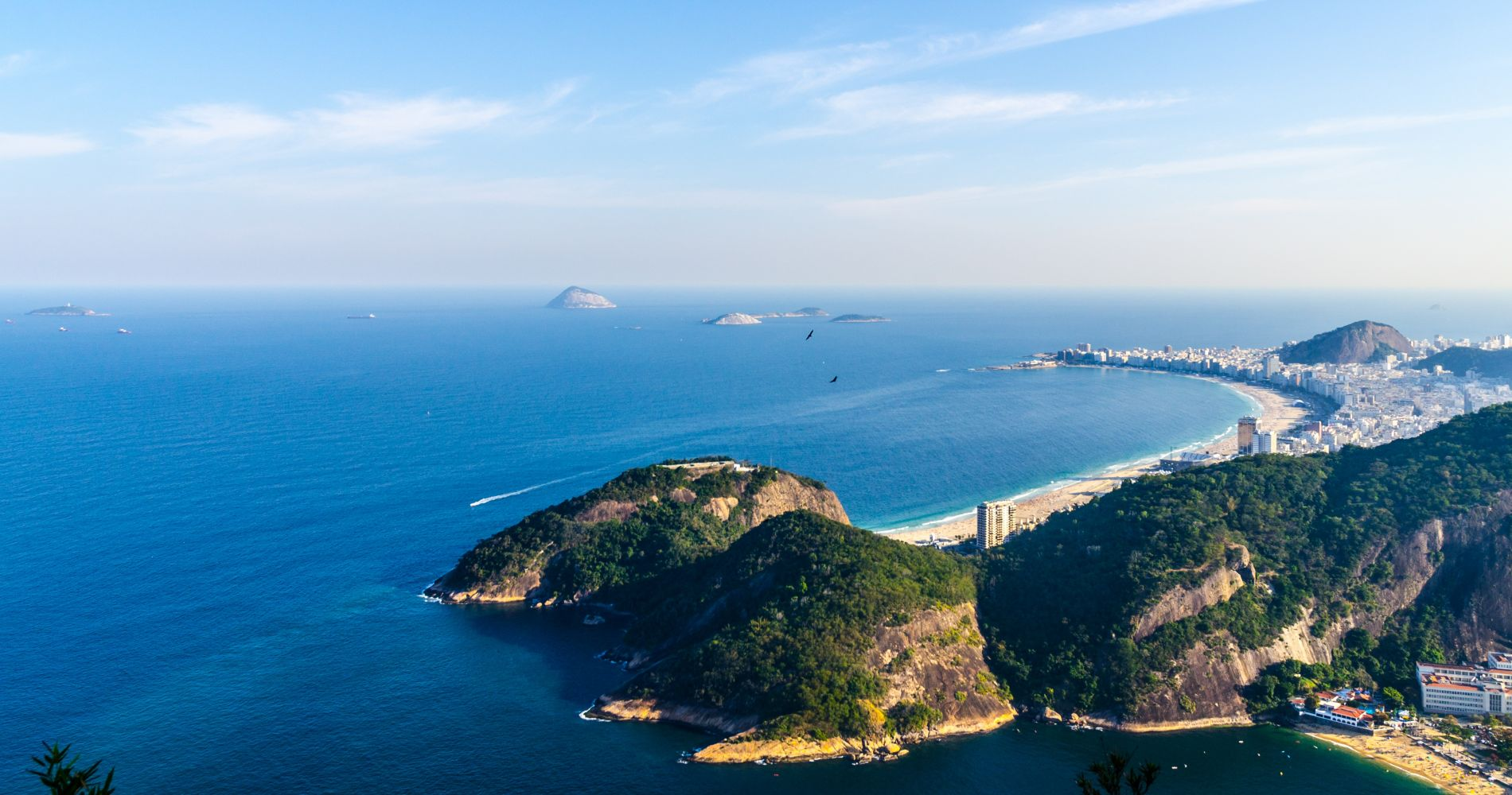 Breathtaking Helicopter Flight above Rio