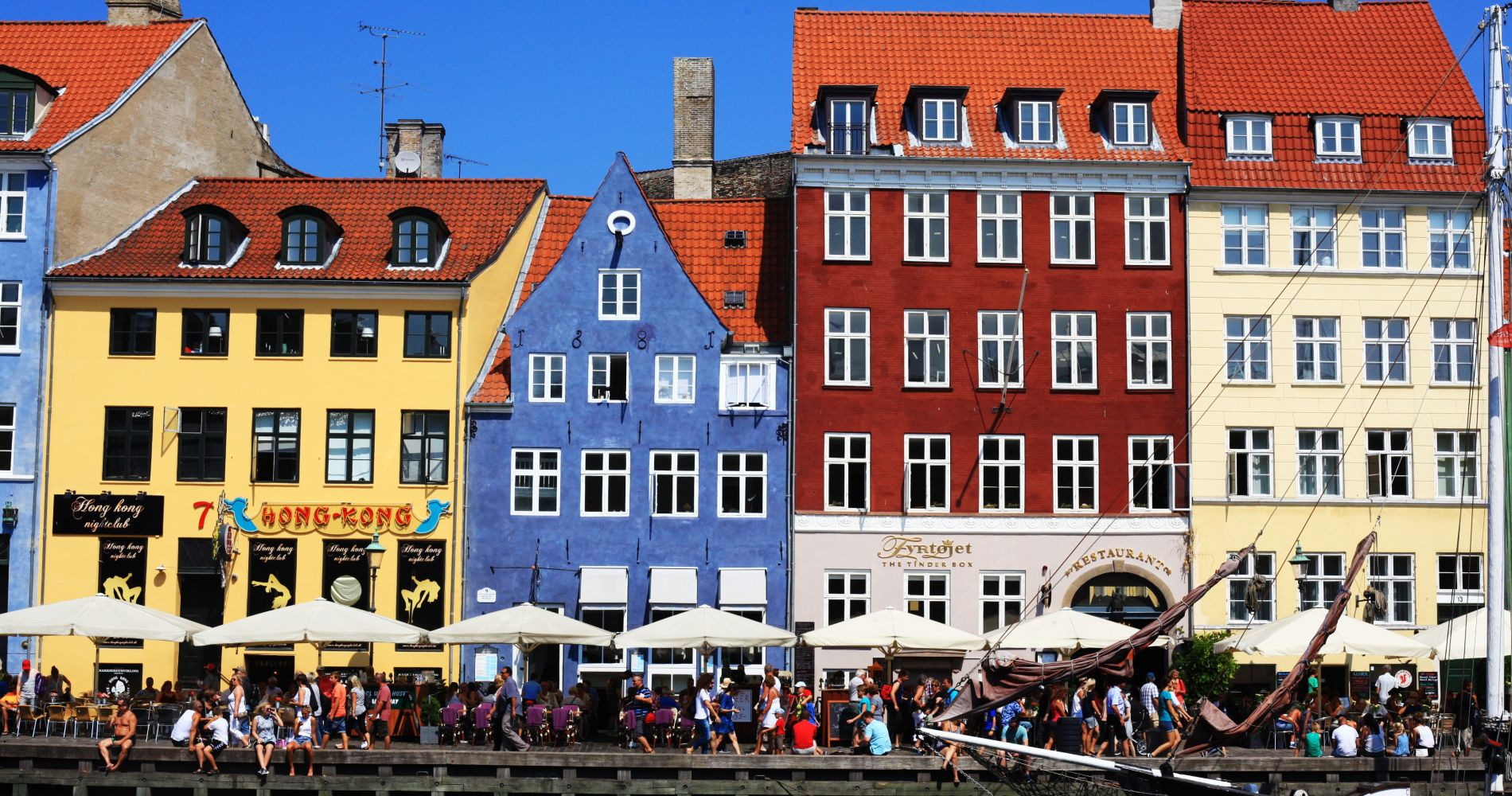 Copenhagen Culinary Experience for Two