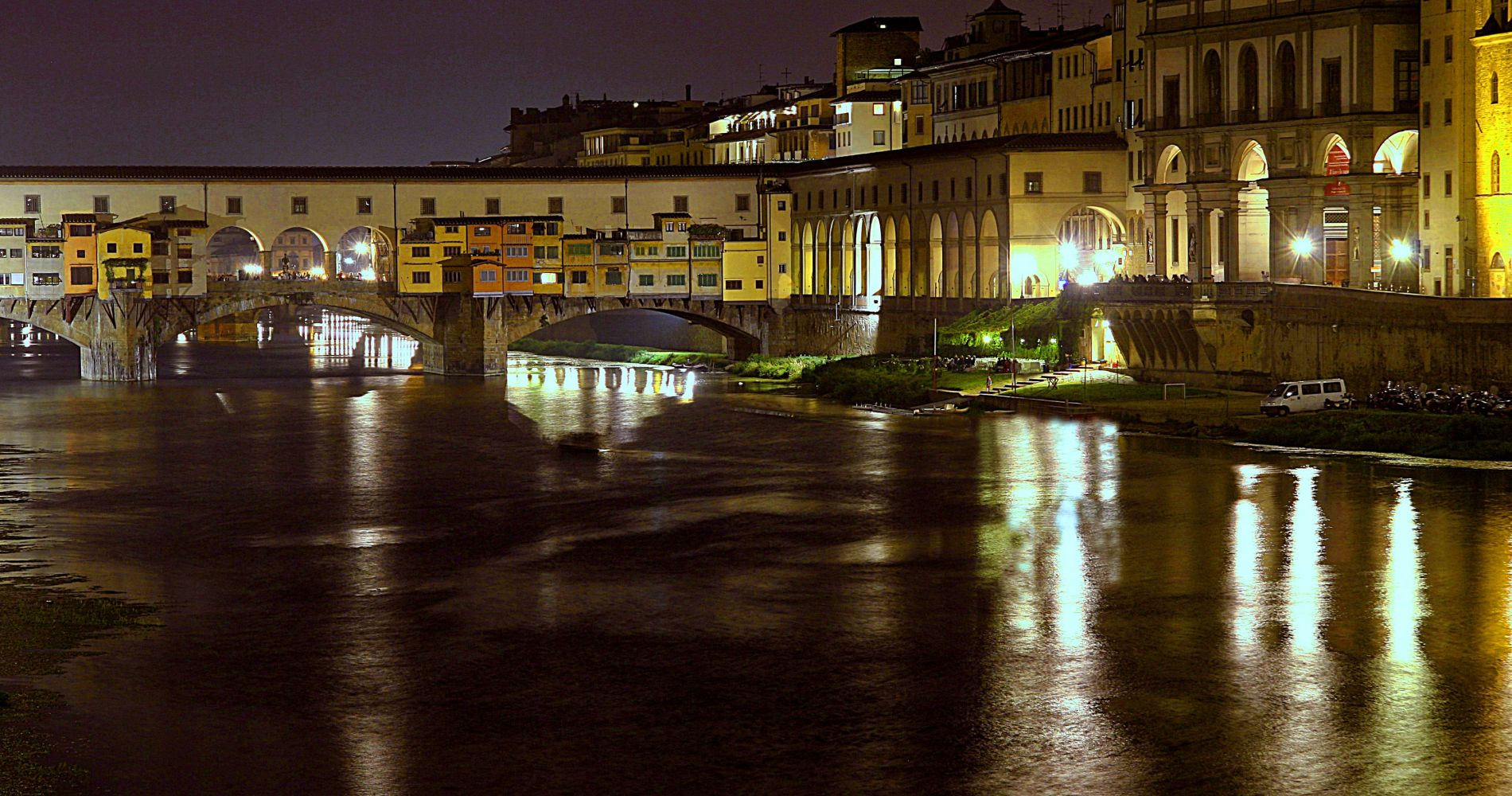 Dinner and Concert in the Heart of Florence for Two