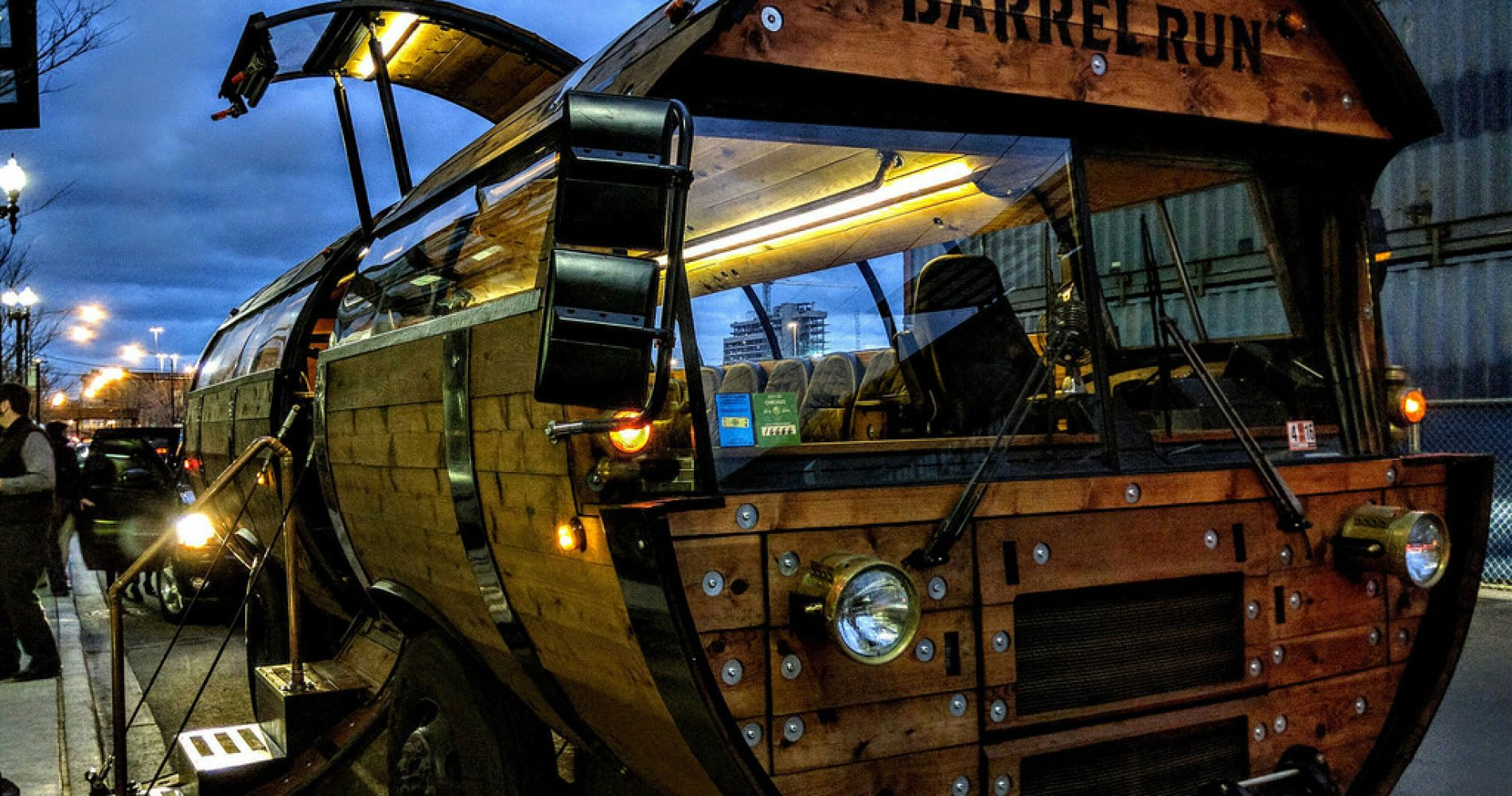 Chicago Craft Brewery Barrel Bus Experience Gift