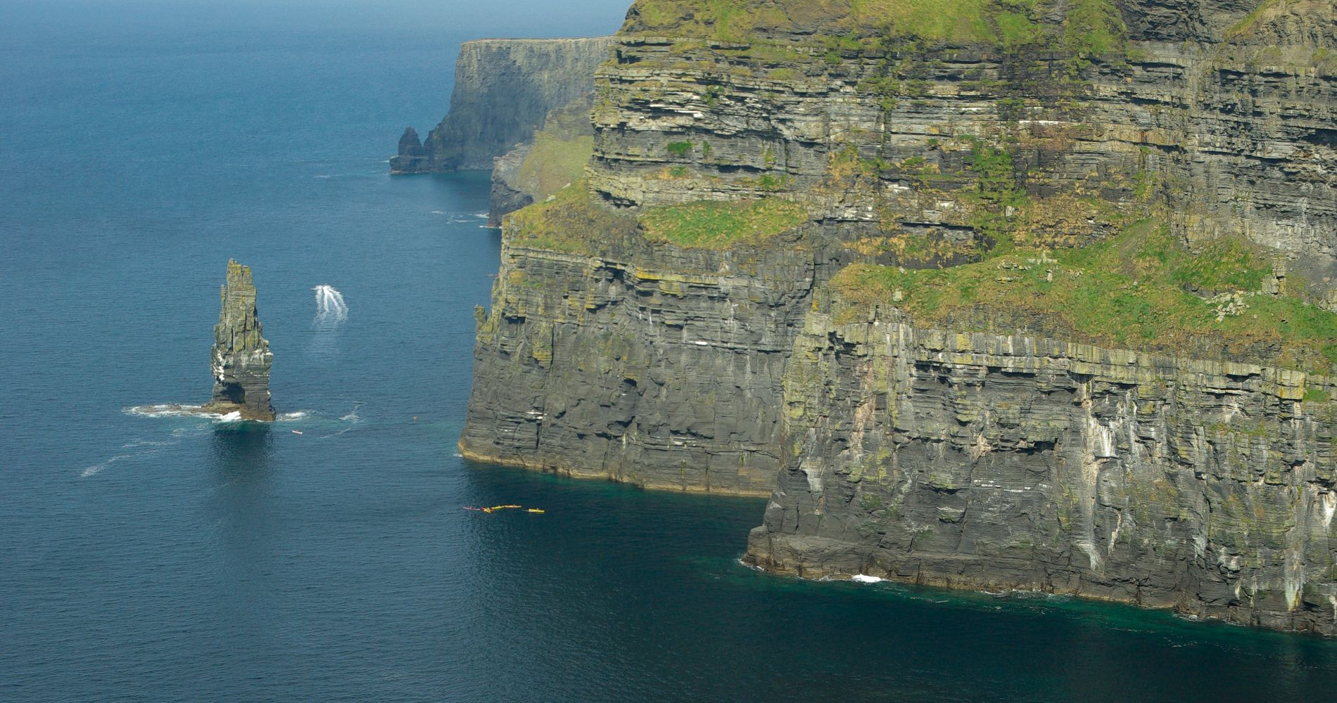 Cliffs of Moher Full Day Tour from Dublin