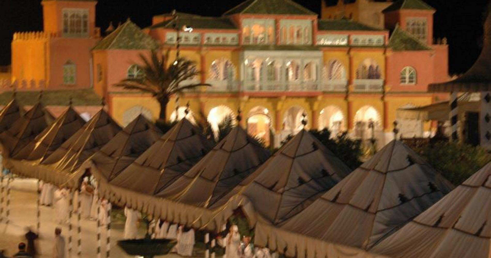 Fantasia 1001 Nights Dinner Show in Marrakesh for Two