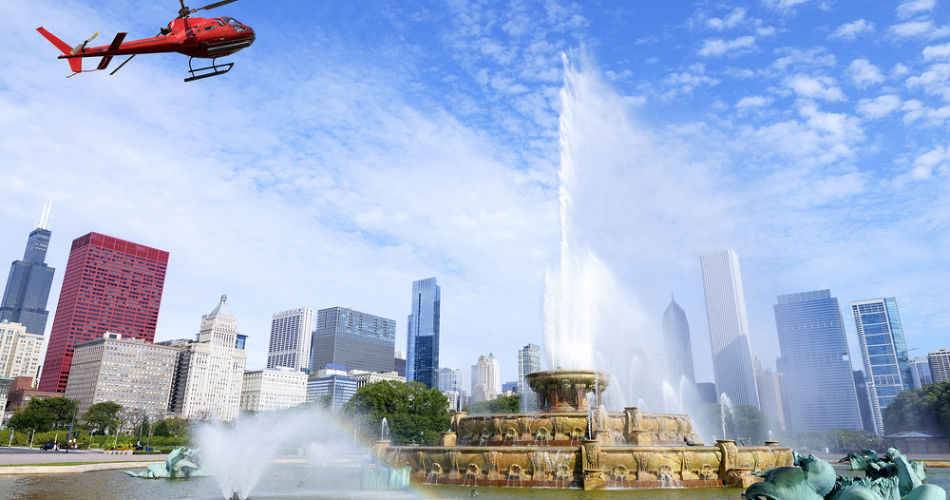 Chicago Helicopter Daytime Experience Gift